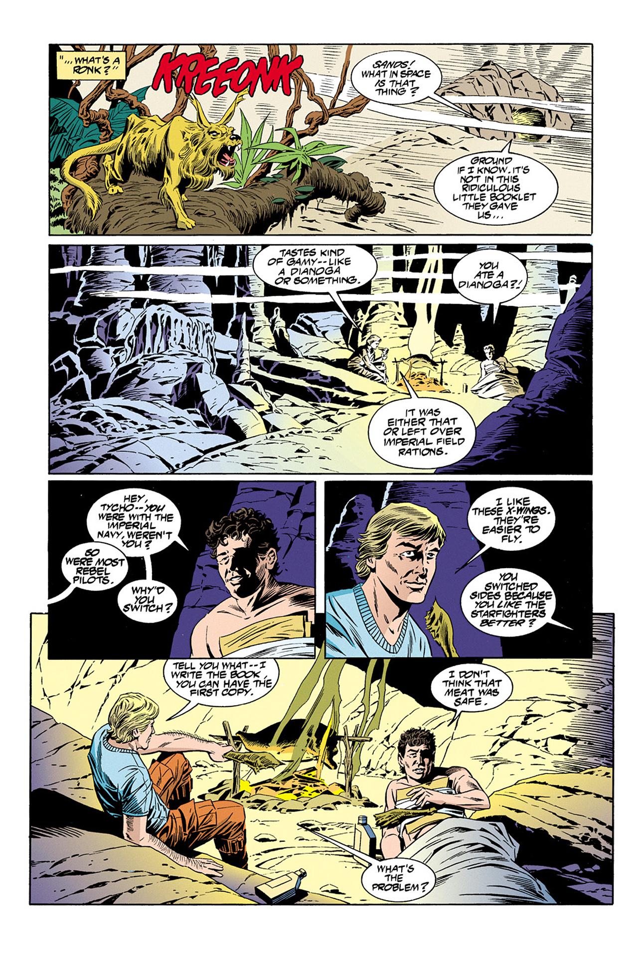 Read online Star Wars Omnibus comic -  Issue # Vol. 1 - 90