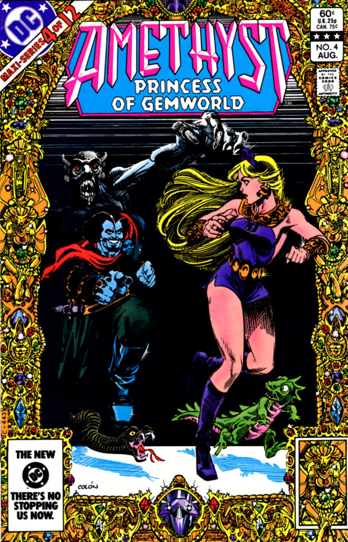 Read online Amethyst, Princess of Gemworld comic -  Issue #4 - 1