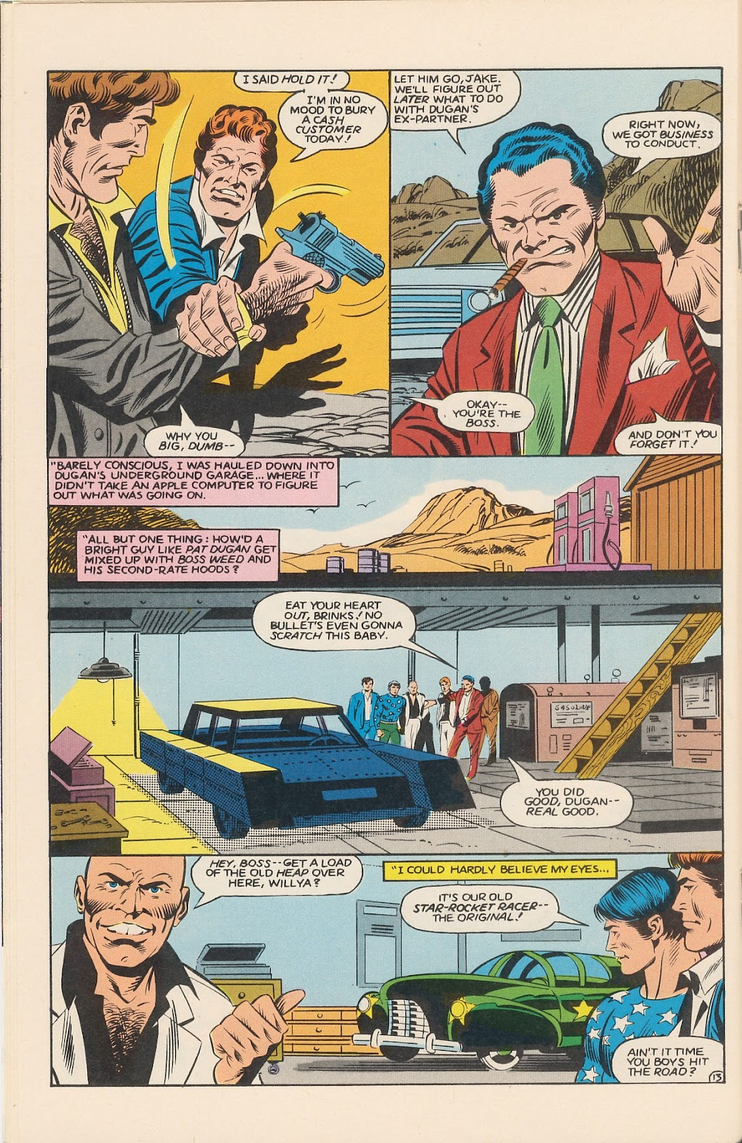 Infinity Inc. (1984) issue 11 - Page 18