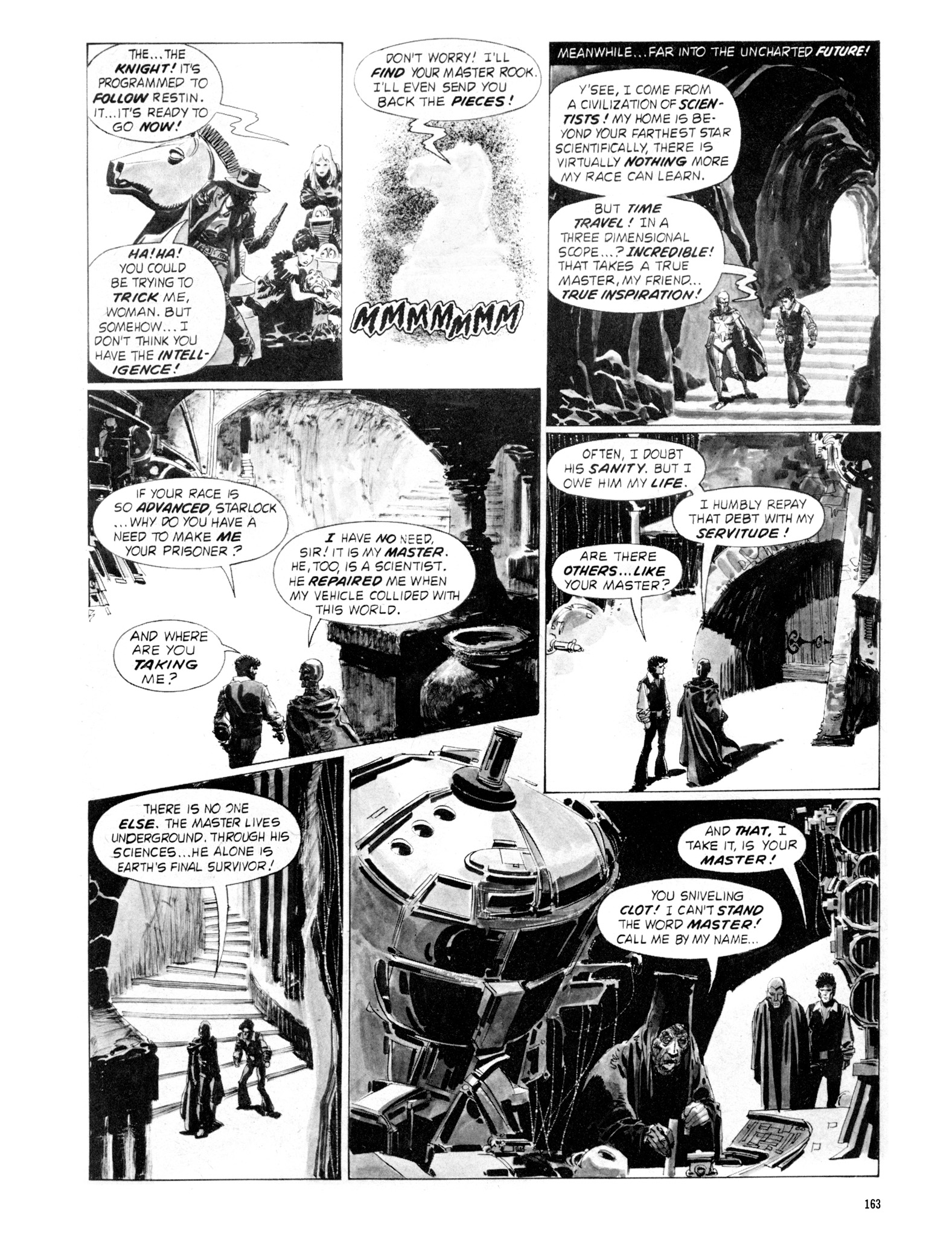 Read online Eerie Archives comic -  Issue # TPB 18 - 160