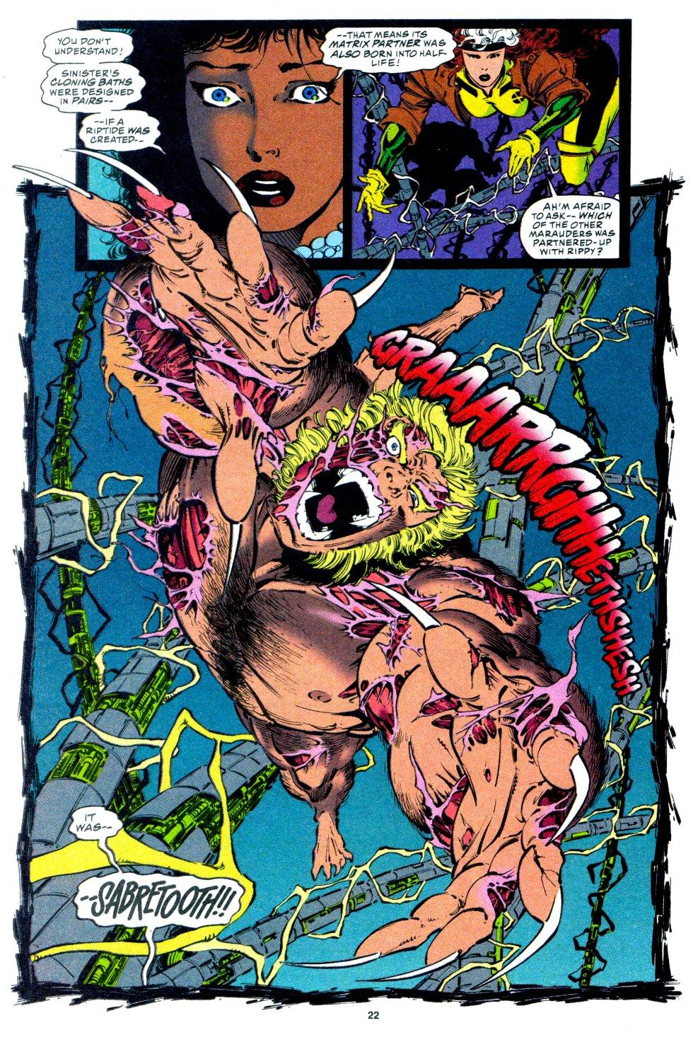 X-Men (1991) 34 Page 16