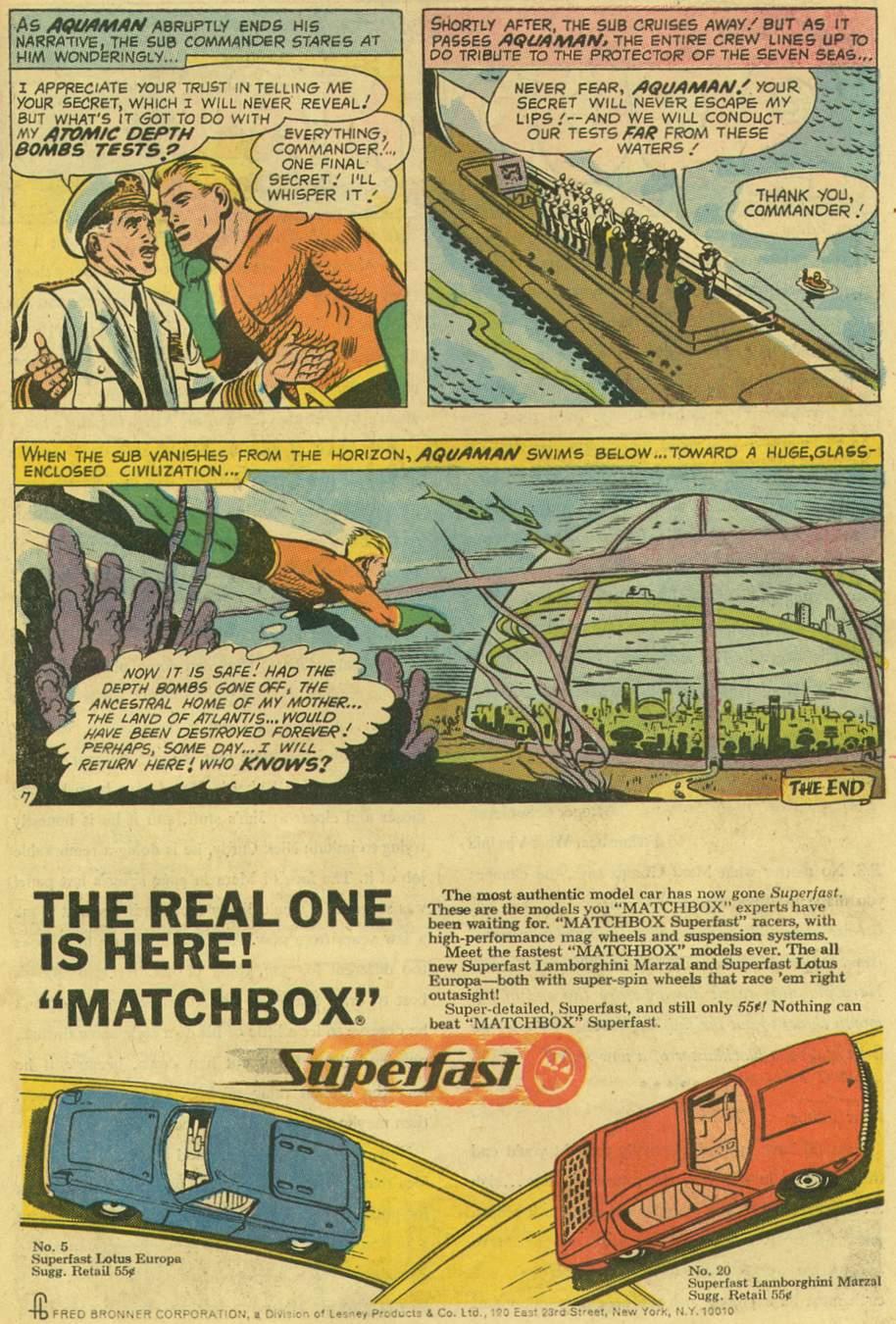Read online Aquaman (1962) comic -  Issue #48 - 31