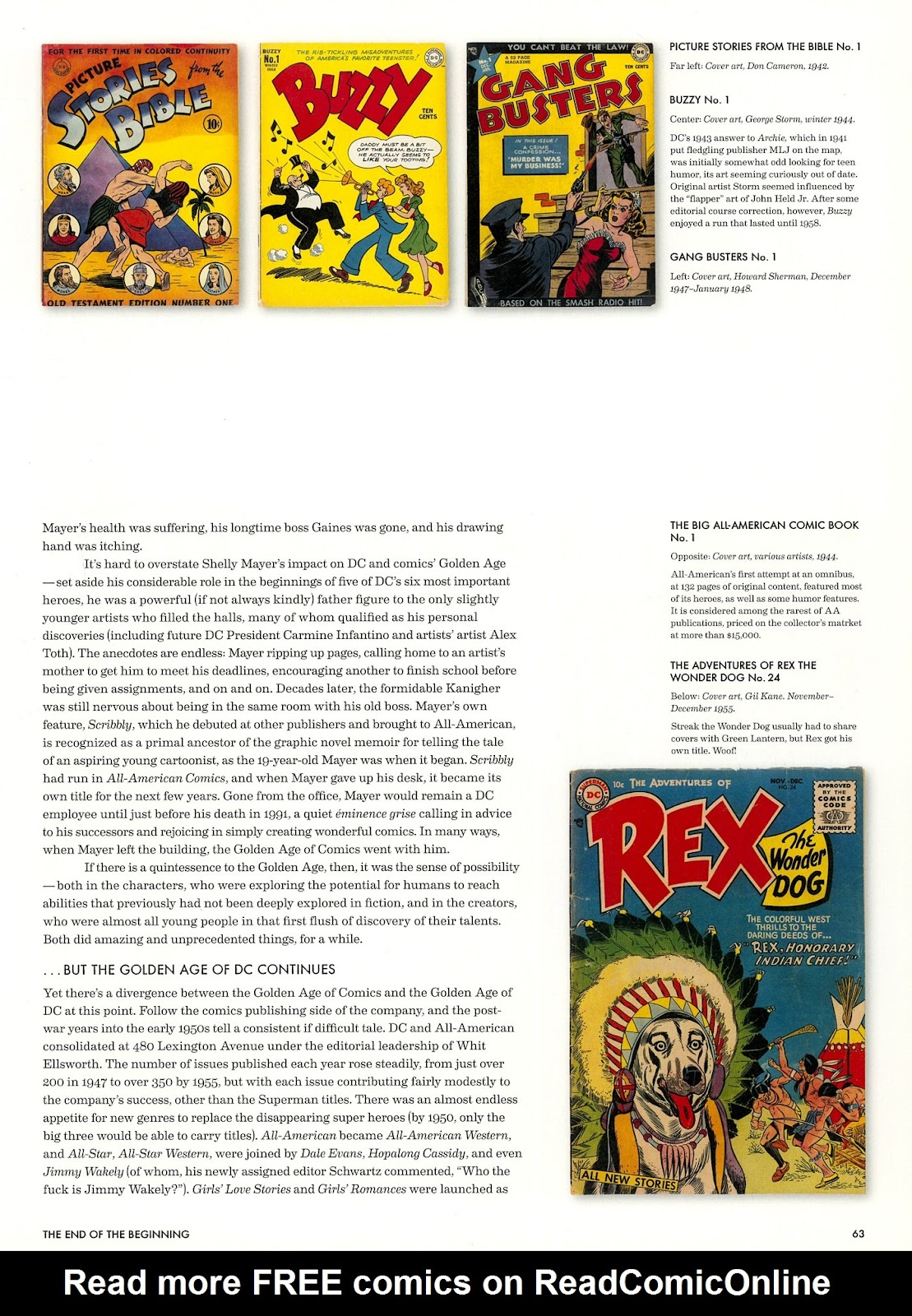 Read online 75 Years Of DC Comics comic -  Issue # TPB (Part 1) - 71