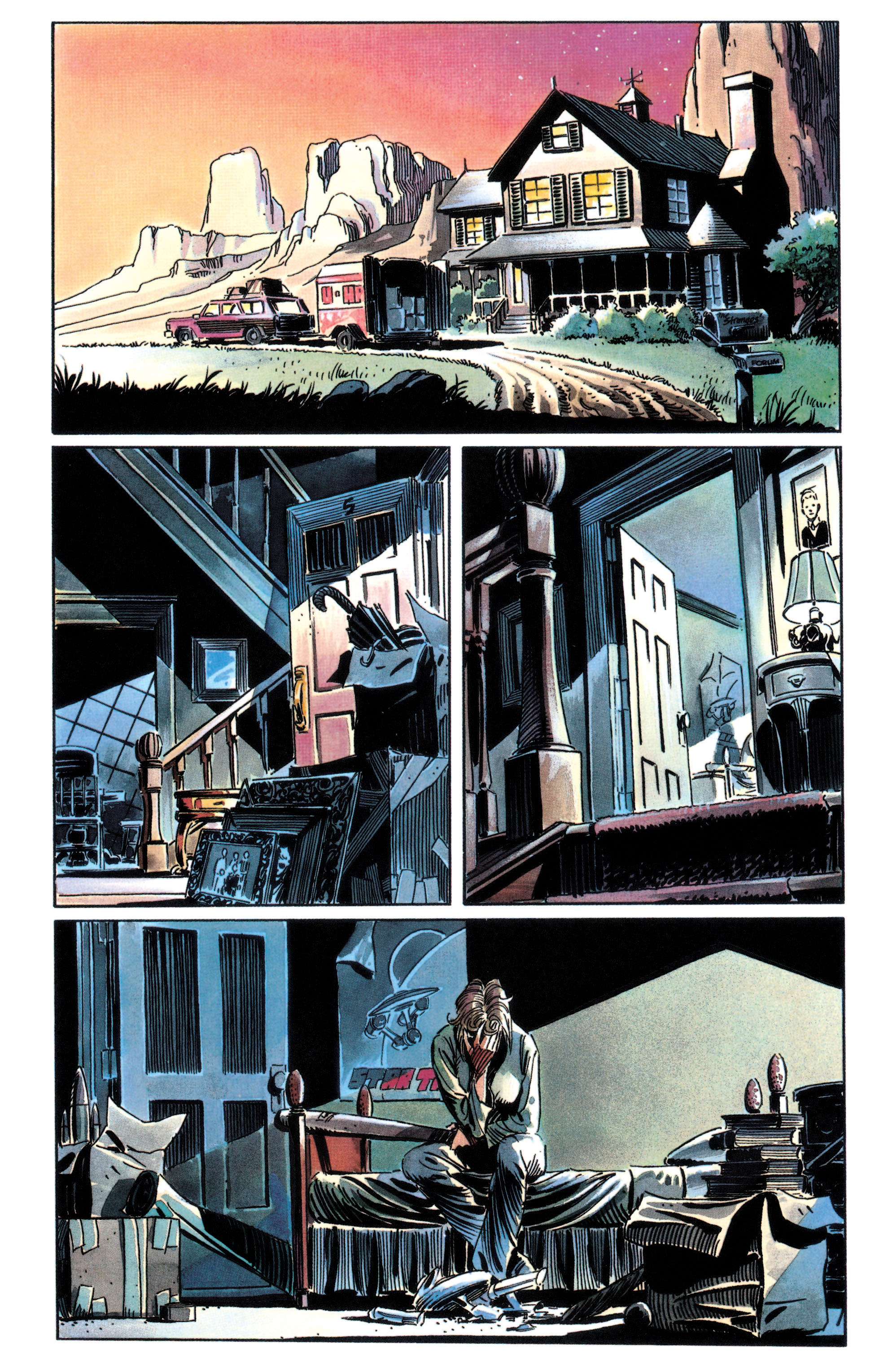 Read online Adam Strange (1990) comic -  Issue #2 - 50