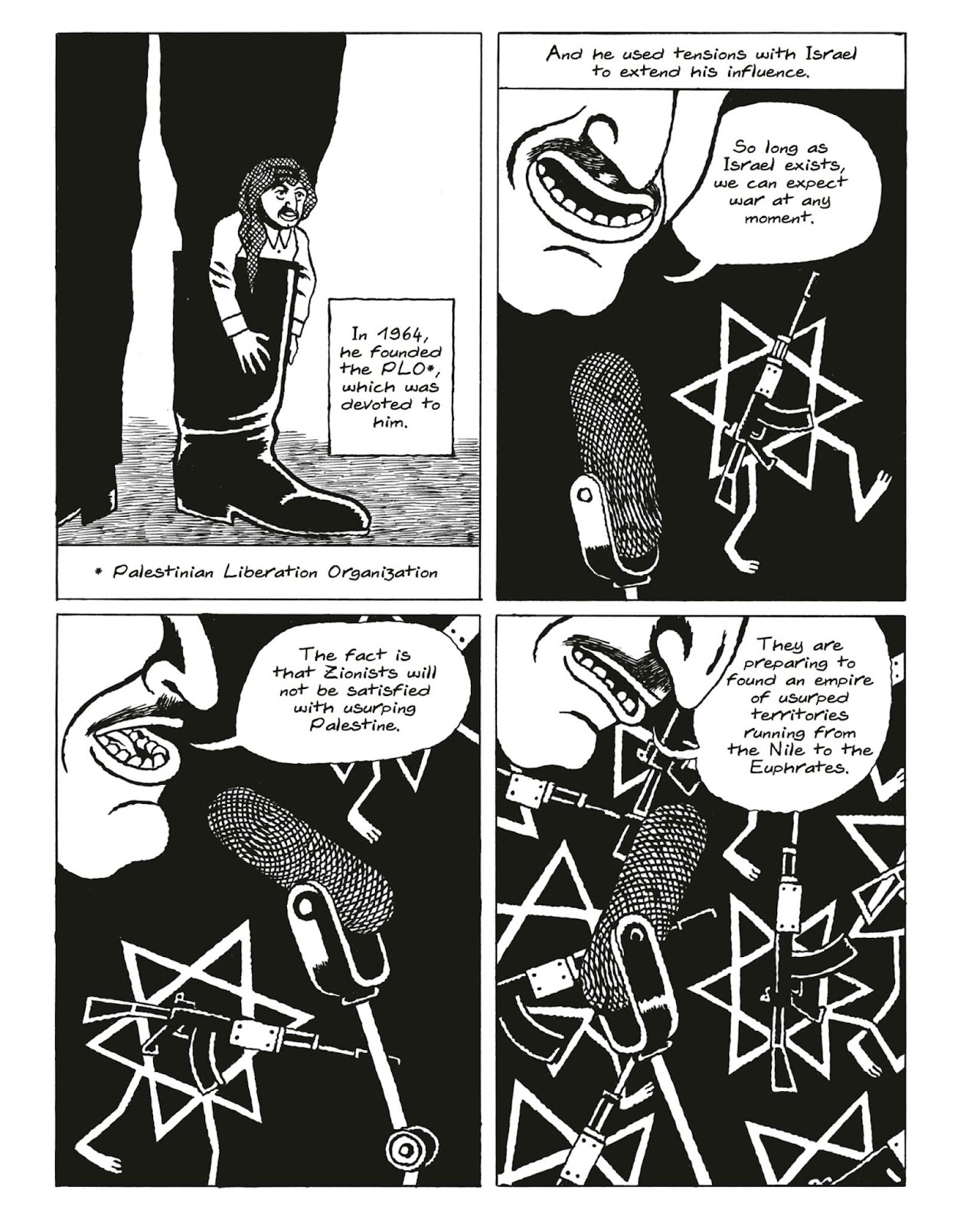 Best of Enemies: A History of US and Middle East Relations issue TPB_2 - Page 16