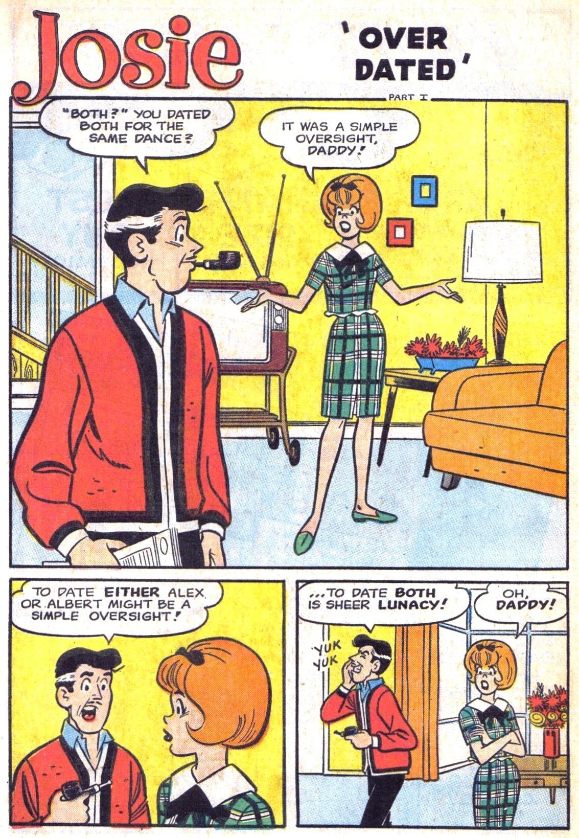 Read online She's Josie comic -  Issue #11 - 20