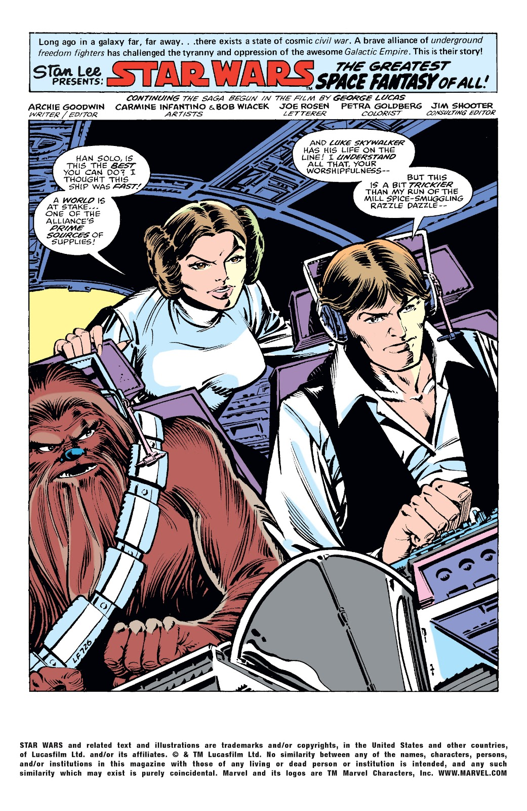 Read online Star Wars Legends: The Original Marvel Years - Epic Collection comic -  Issue # TPB 2 (Part 2) - 86