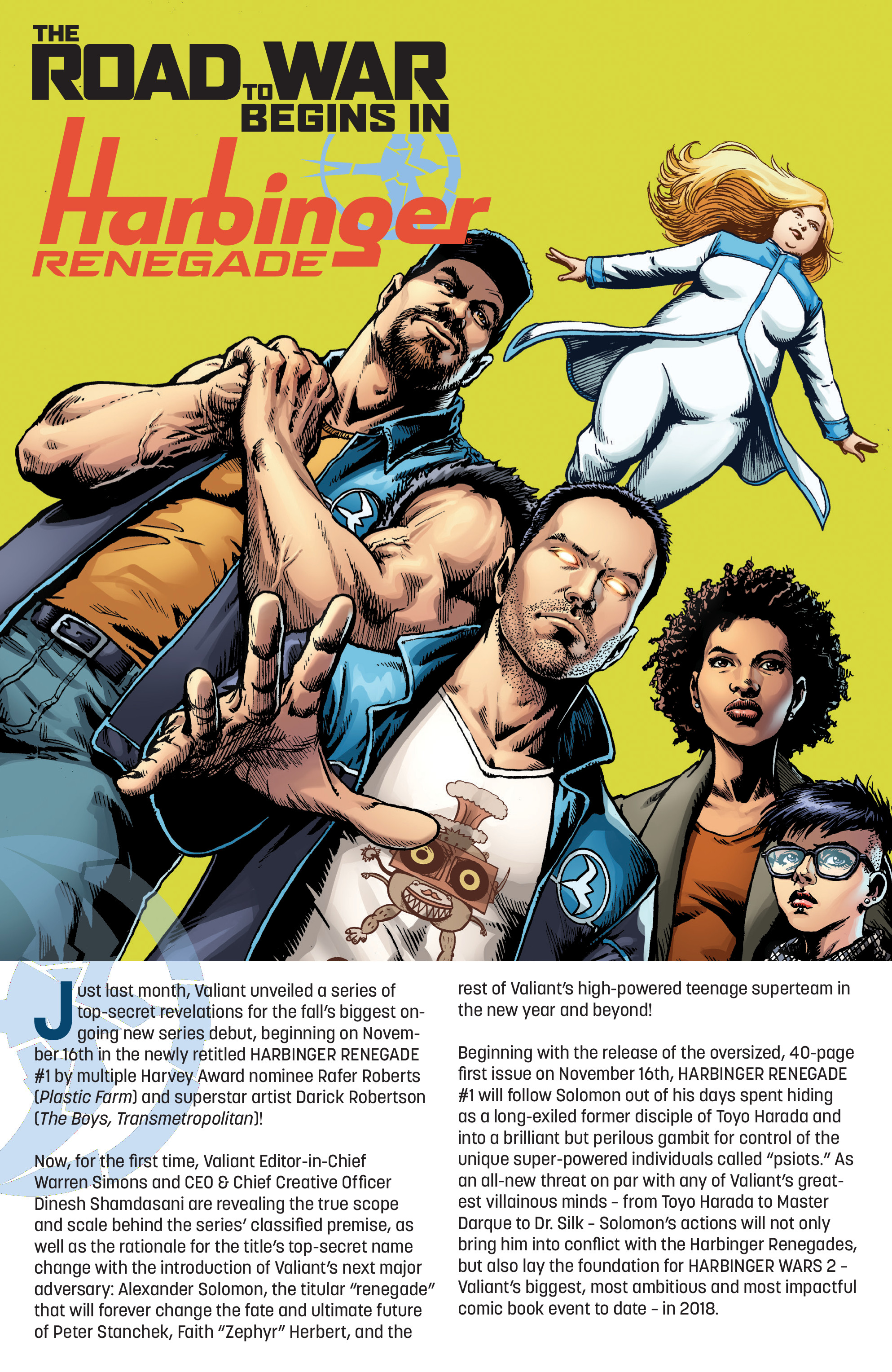 Read online A&A: The Adventures of Archer & Armstrong comic -  Issue #9 - 26