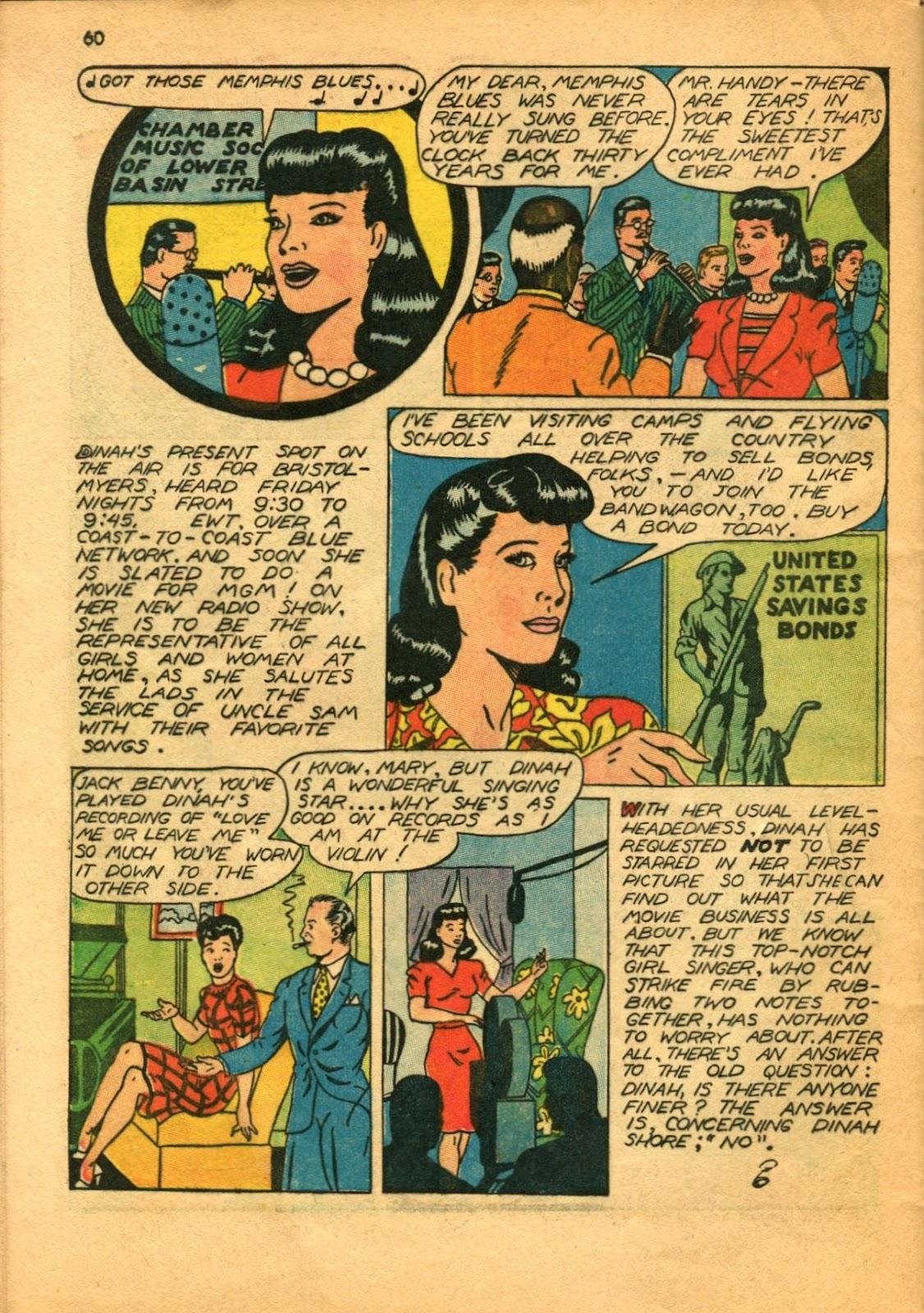 Read online Super-Magician Comics comic -  Issue #11 - 60