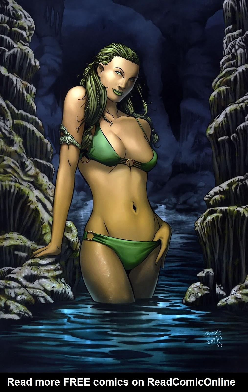 Read online Aspen Splash: Swimsuit Spectacular comic -  Issue # Issue 2008 - 21