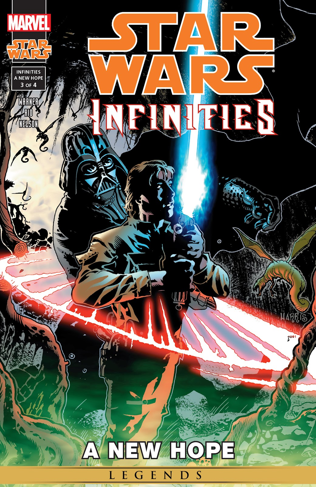 Read online Star Wars Legends: Infinities - Epic Collection comic -  Issue # TPB (Part 1) - 52