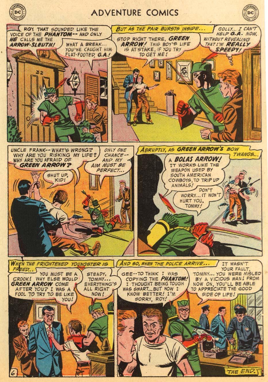 Read online Adventure Comics (1938) comic -  Issue #233 - 33