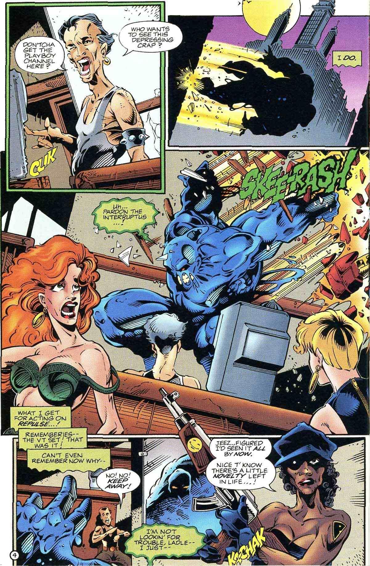 Read online Ultraverse Premiere comic -  Issue #10 - 24