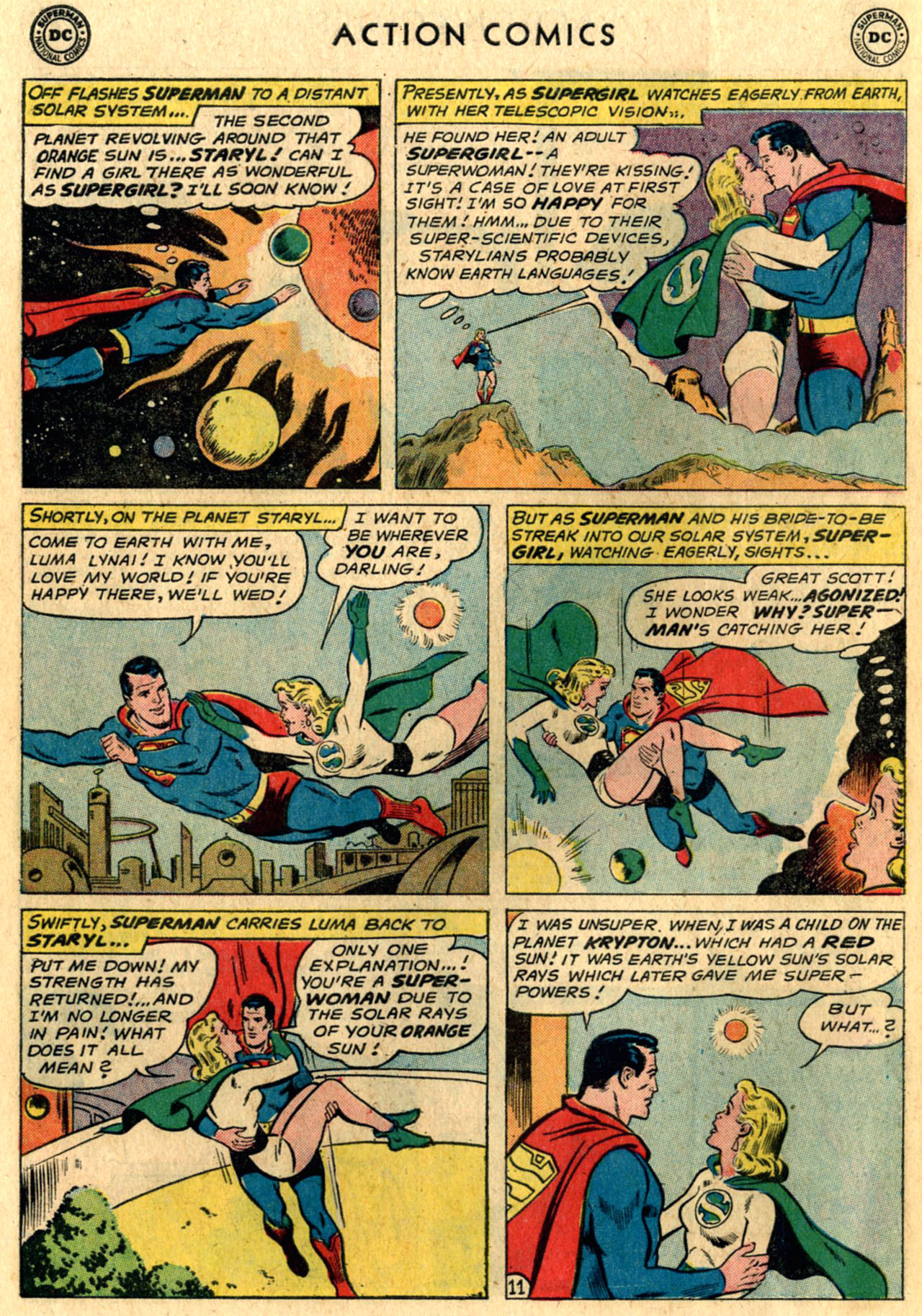 Read online Action Comics (1938) comic -  Issue #289 - 30