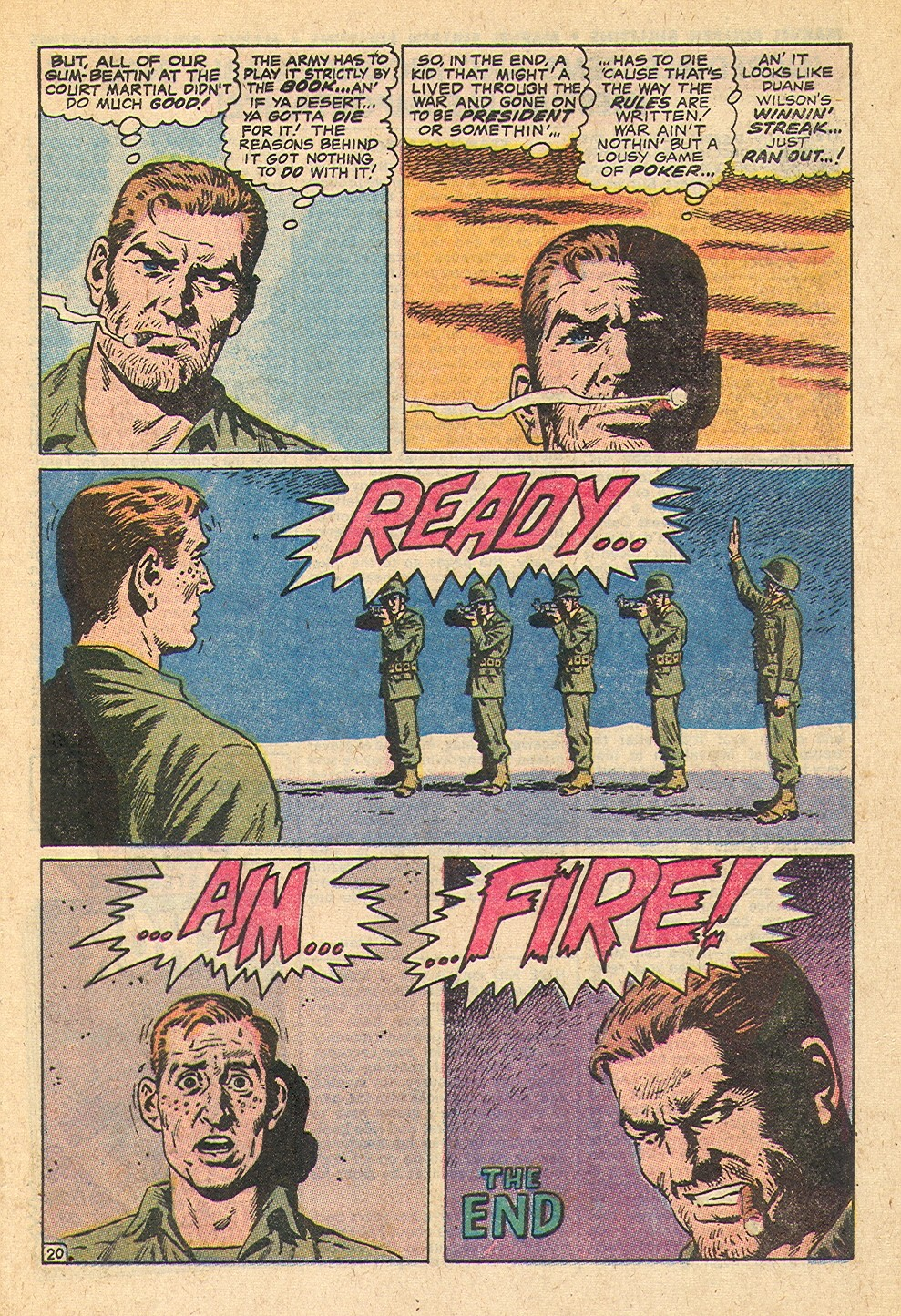 Read online Sgt. Fury comic -  Issue #75 - 29