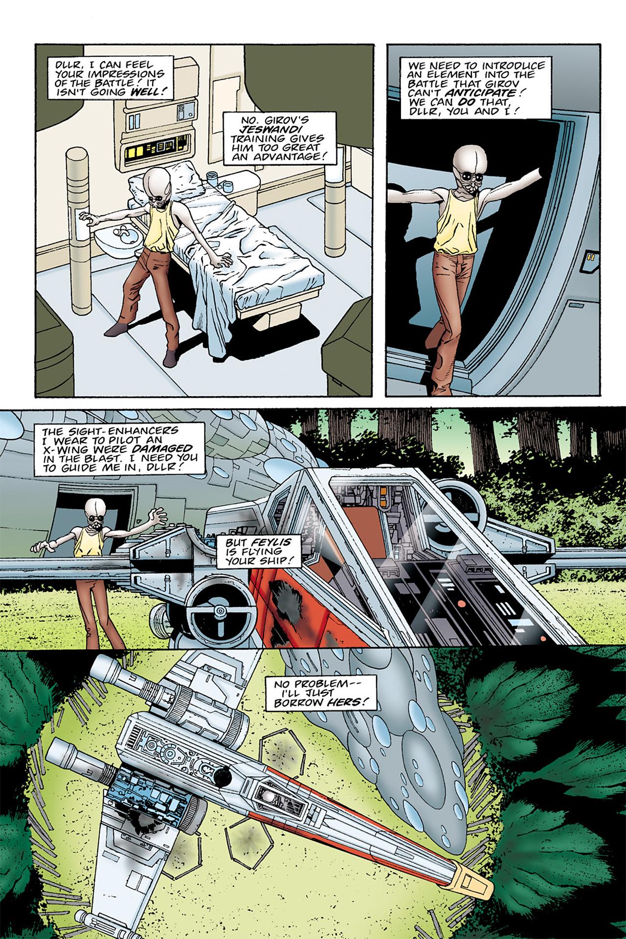 Read online Star Wars Omnibus comic -  Issue # Vol. 2 - 287