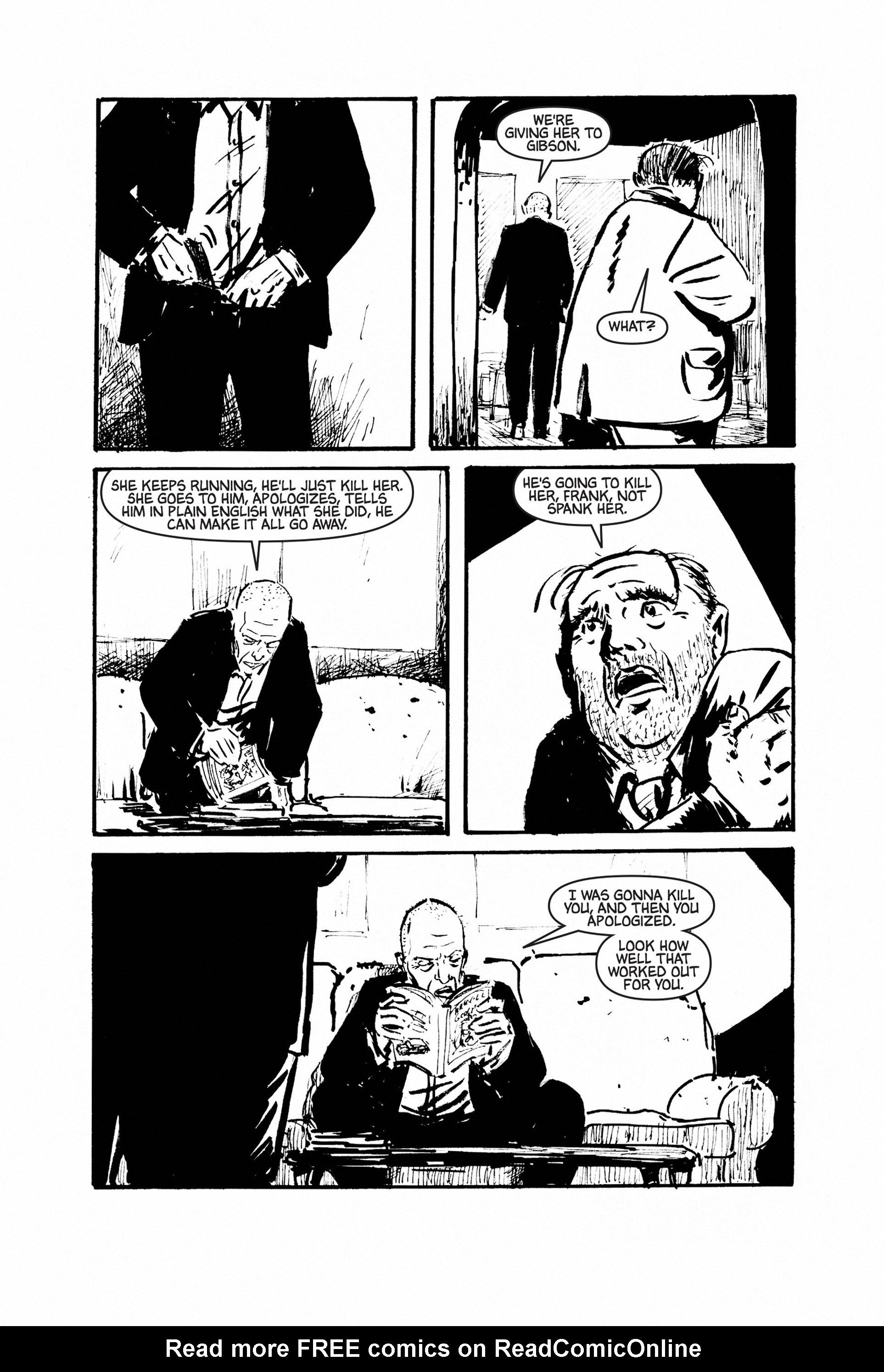 Read online Tumor comic -  Issue # TPB - 173