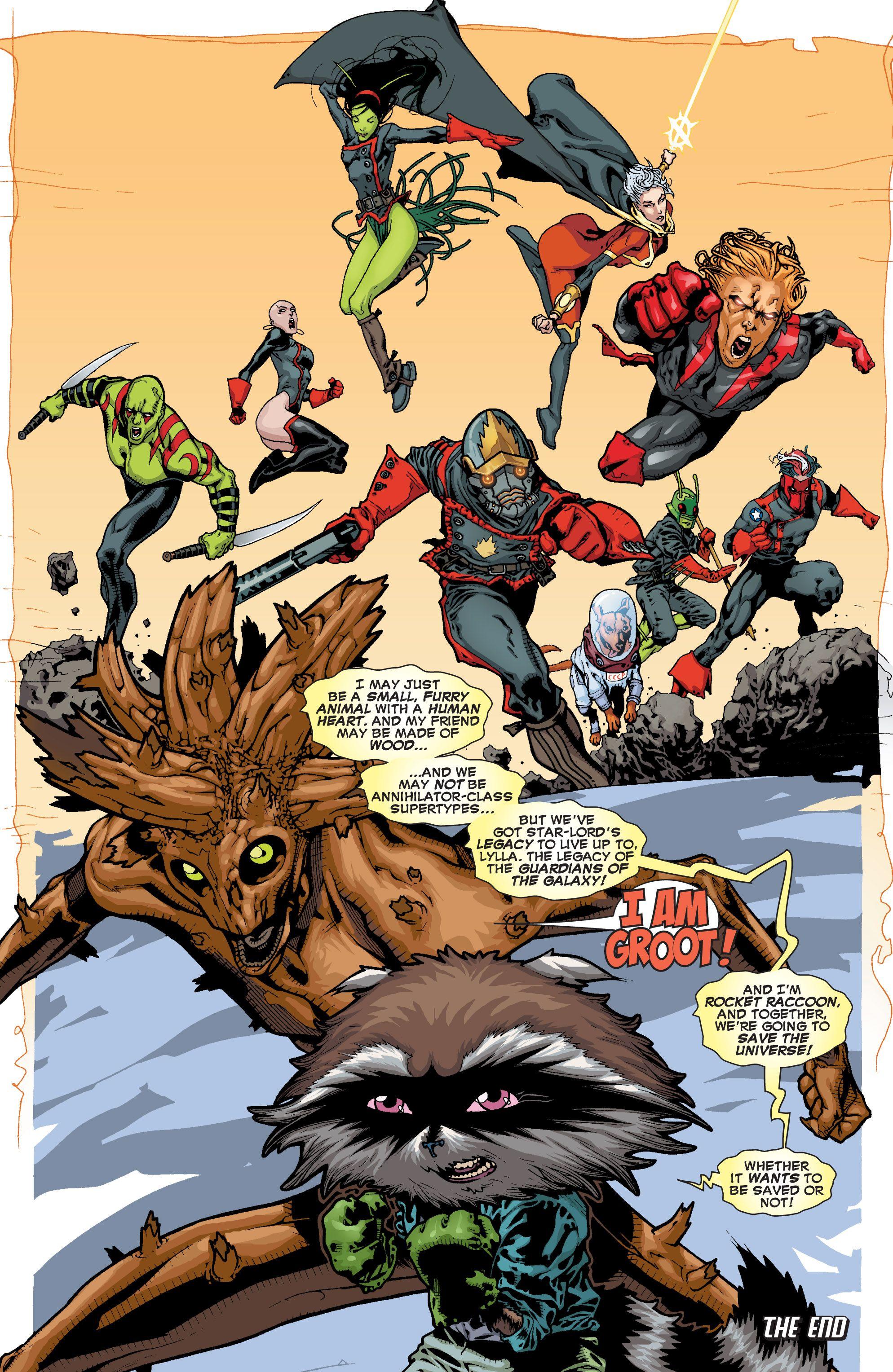 Read online Annihilators comic -  Issue #4 - 41