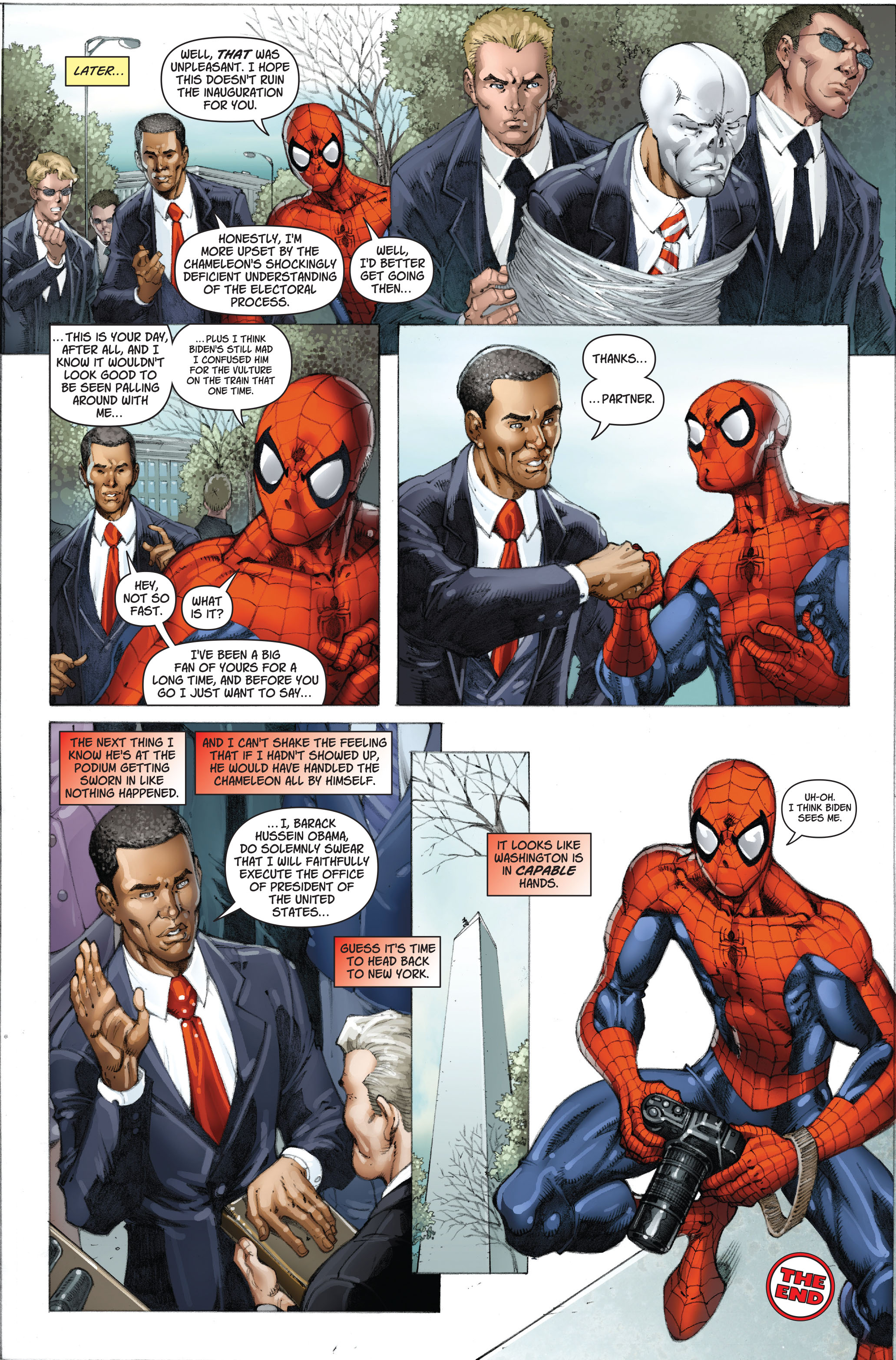 The Amazing Spider-Man (1963) 583 Page 28