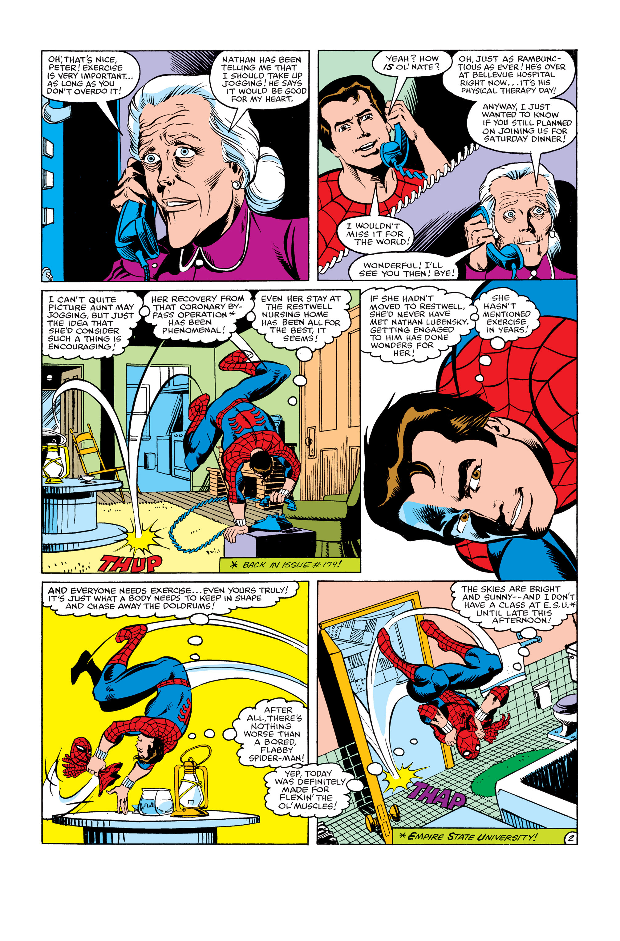 The Amazing Spider-Man (1963) 224 Page 2