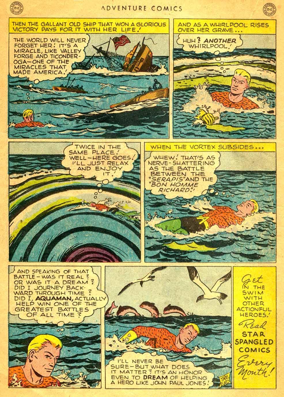 Read online Adventure Comics (1938) comic -  Issue #121 - 19