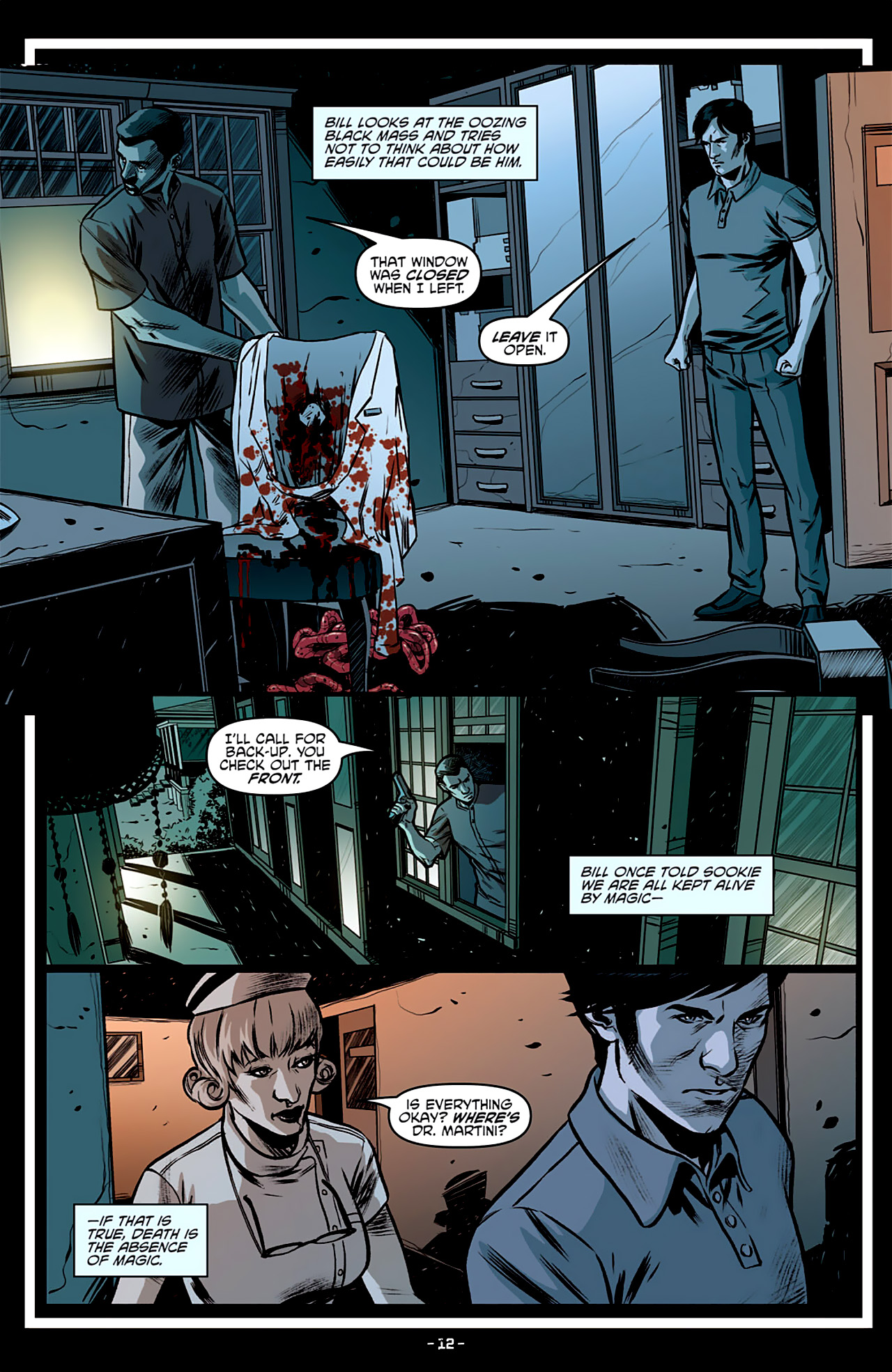 Read online True Blood: French Quarter comic -  Issue #3 - 17
