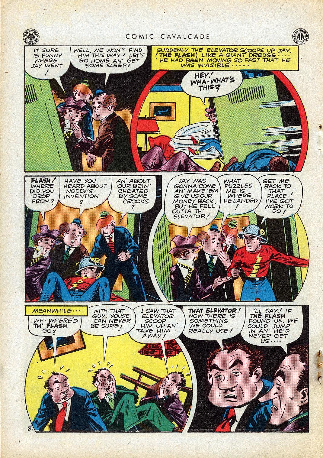 Comic Cavalcade issue 10 - Page 77