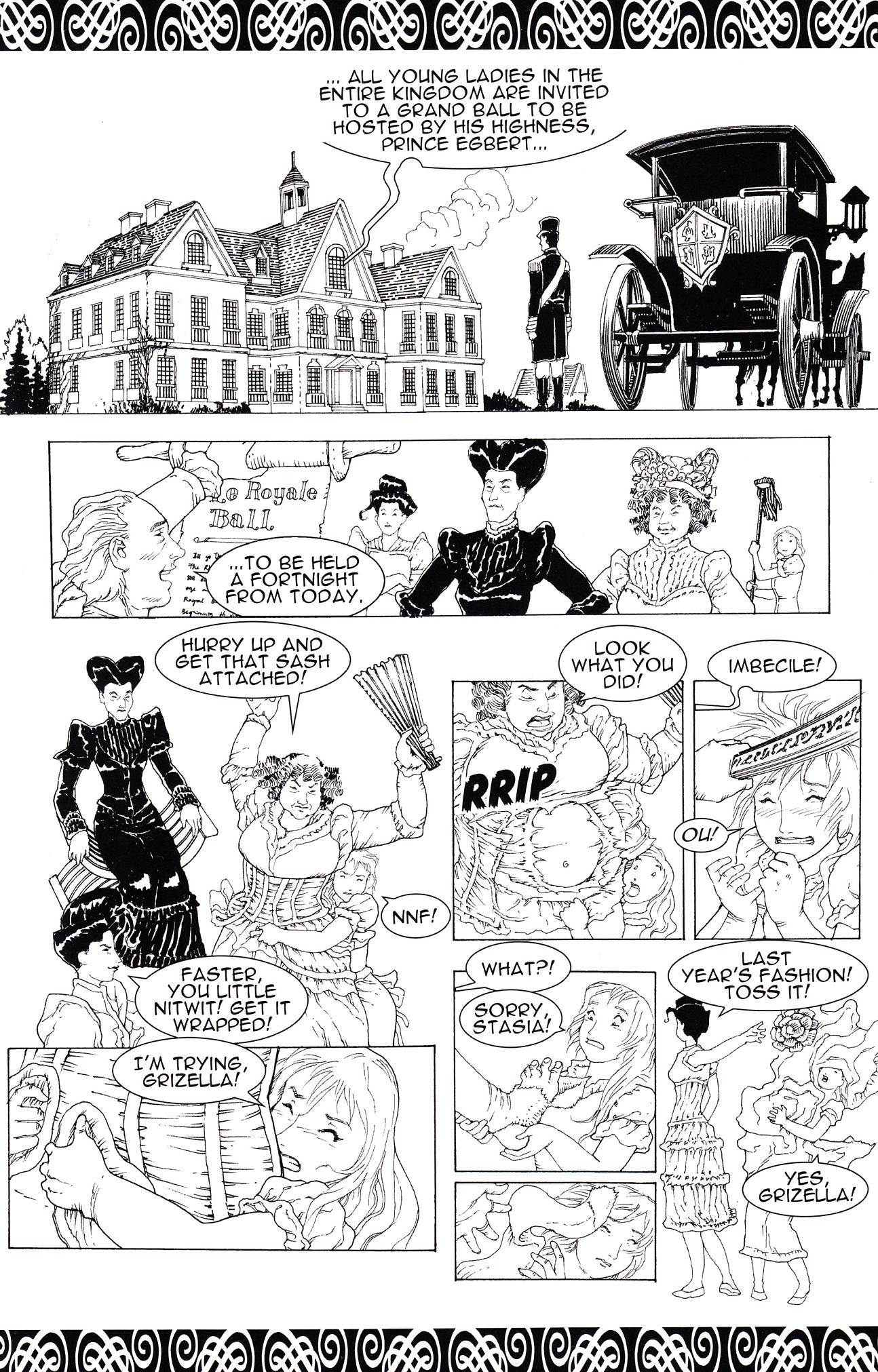 Read online Steampunk Fairy Tales comic -  Issue # Full - 18