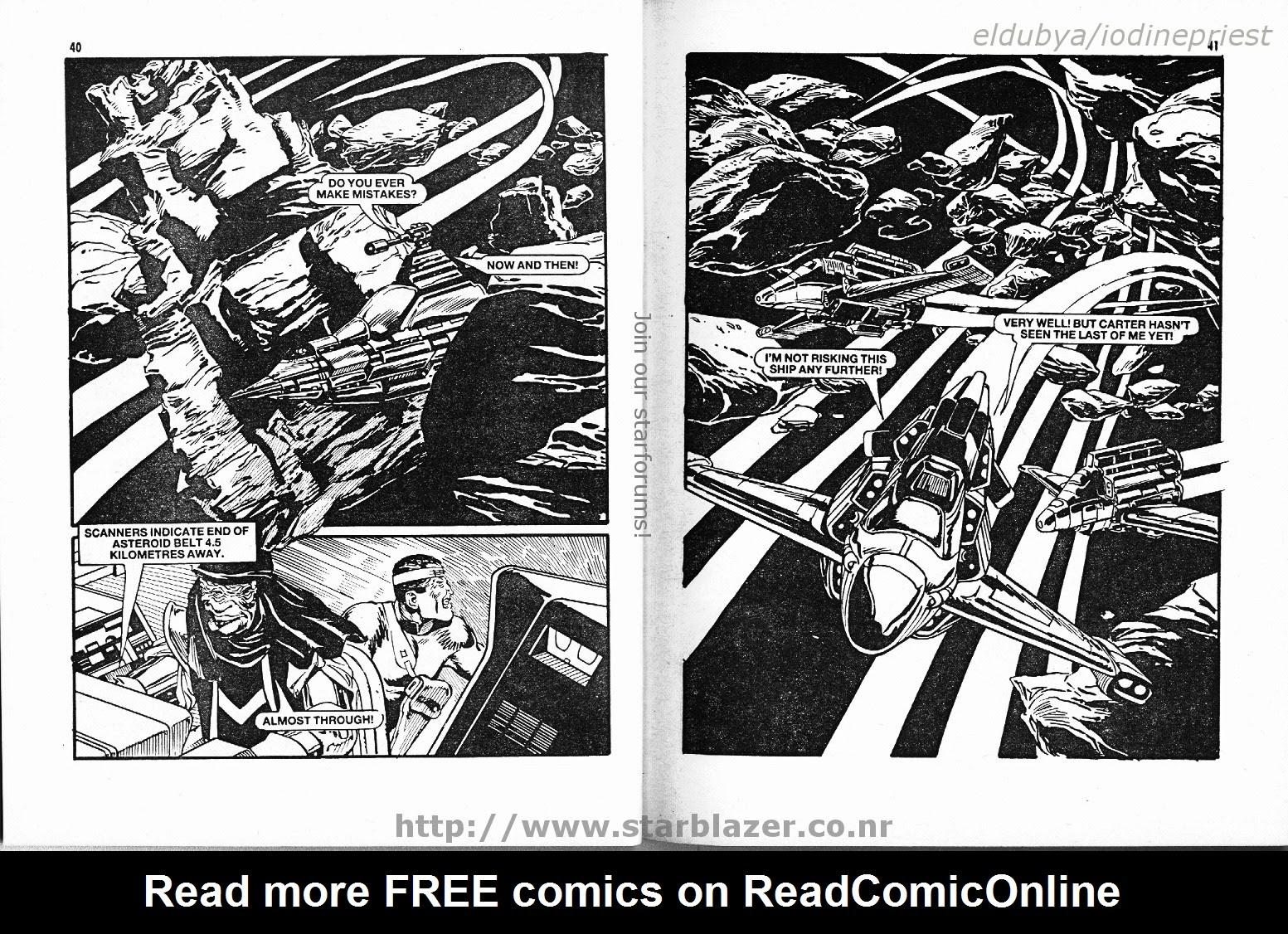 Starblazer issue 215 - Page 22
