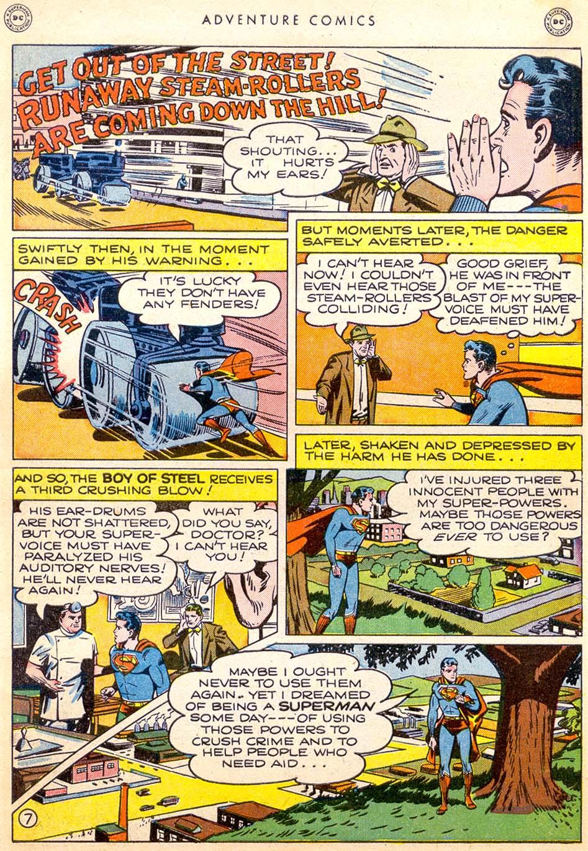 Read online Adventure Comics (1938) comic -  Issue #144 - 8