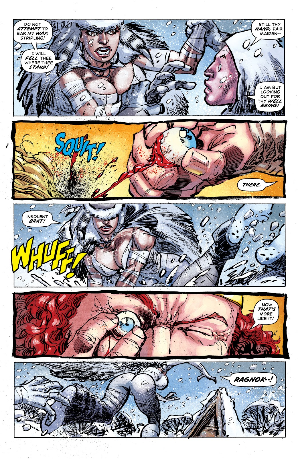 The Savage Dragon (1993) issue 257 - Page 5
