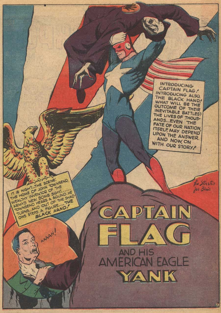 Blue Ribbon Comics (1939) issue 16 - Page 58