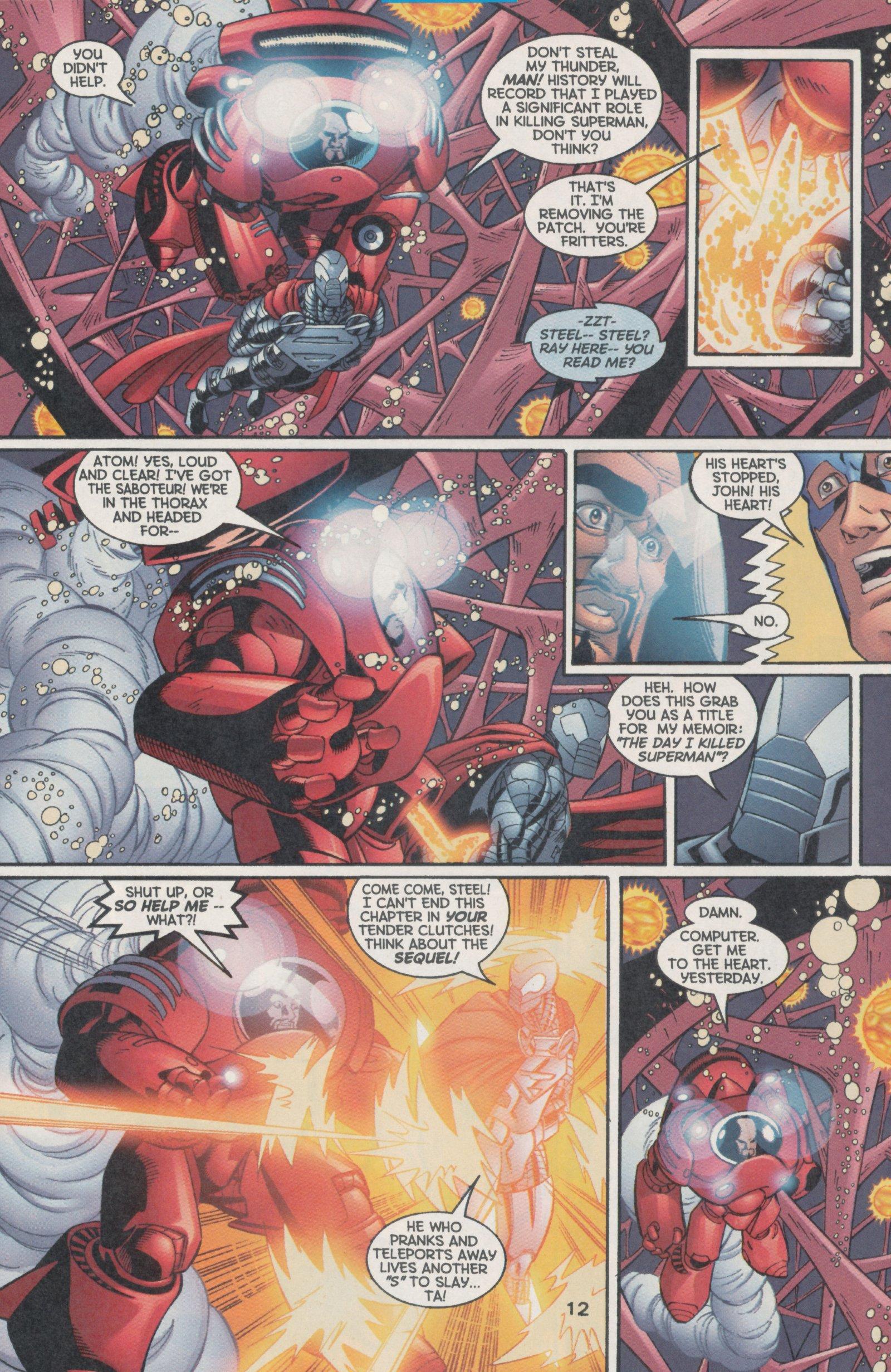 Action Comics (1938) 767 Page 14