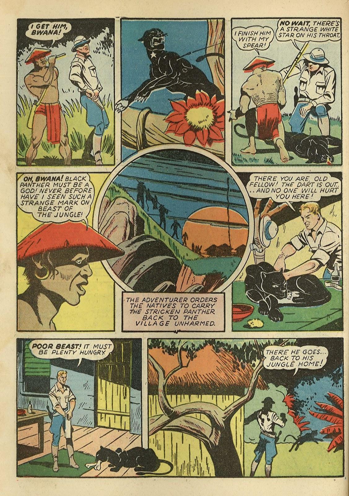 Read online Super-Magician Comics comic -  Issue #1 - 58