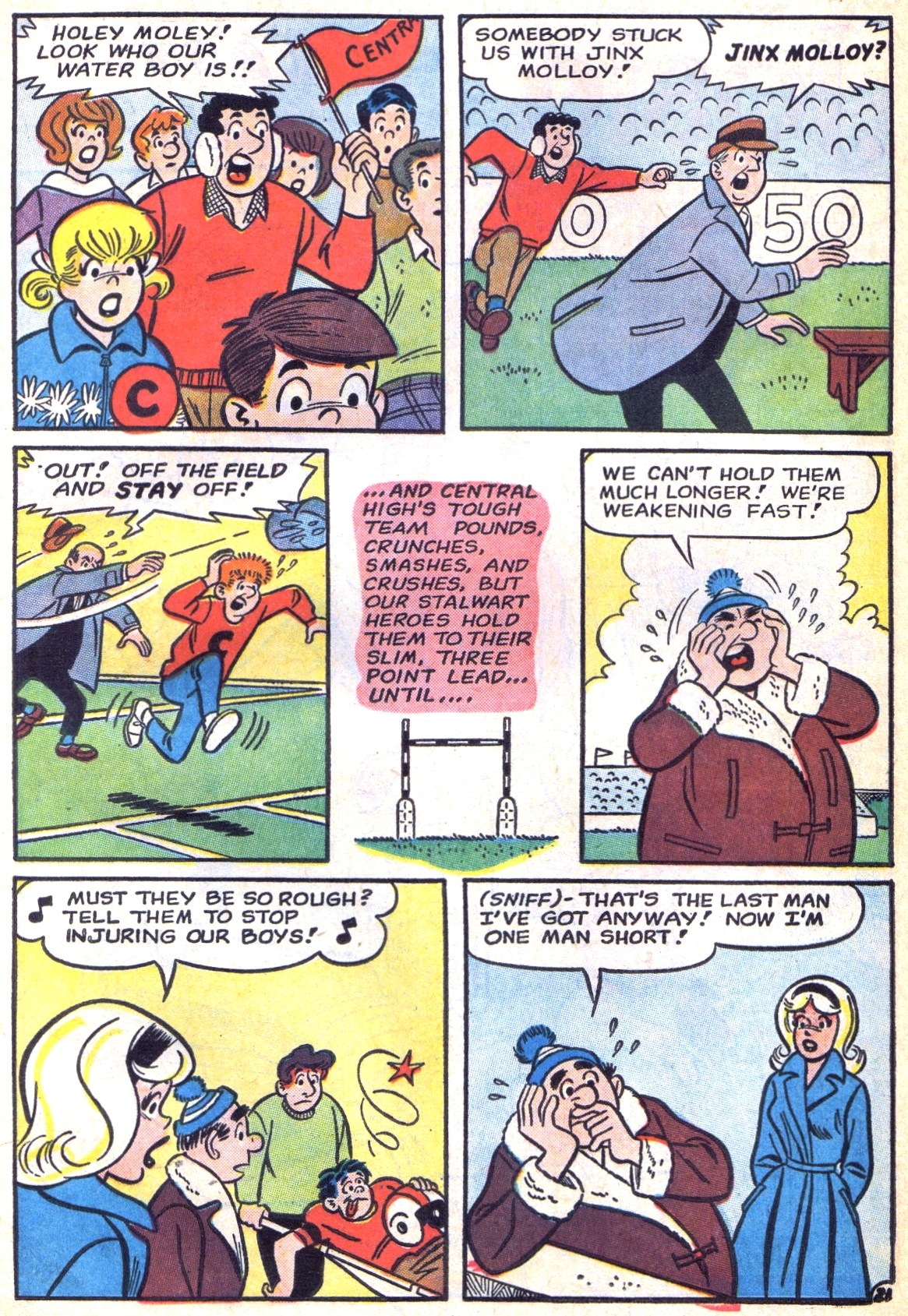 Read online She's Josie comic -  Issue #10 - 30