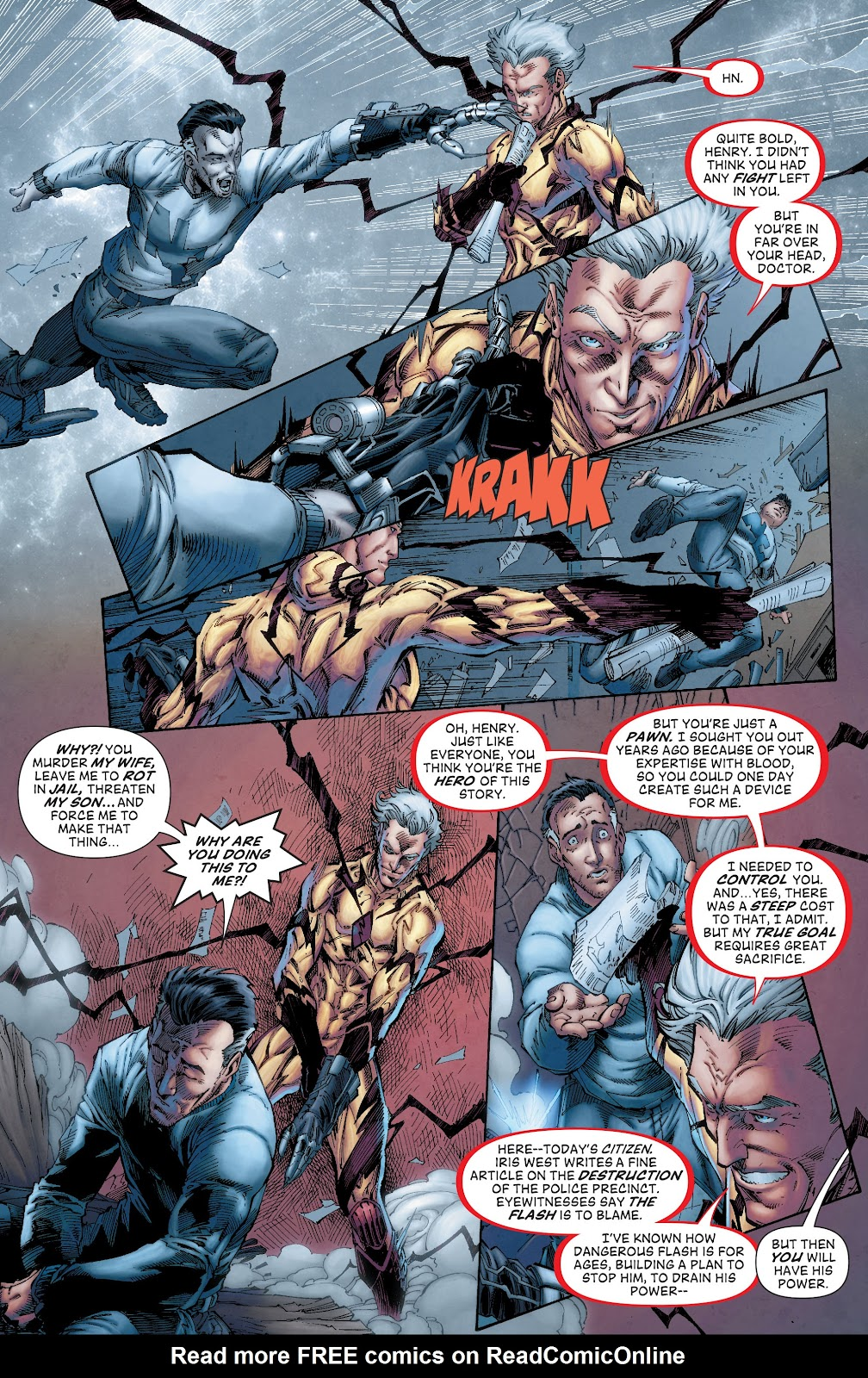 Read online The Flash (2011) comic -  Issue # _TPB 8 (Part 2) - 59