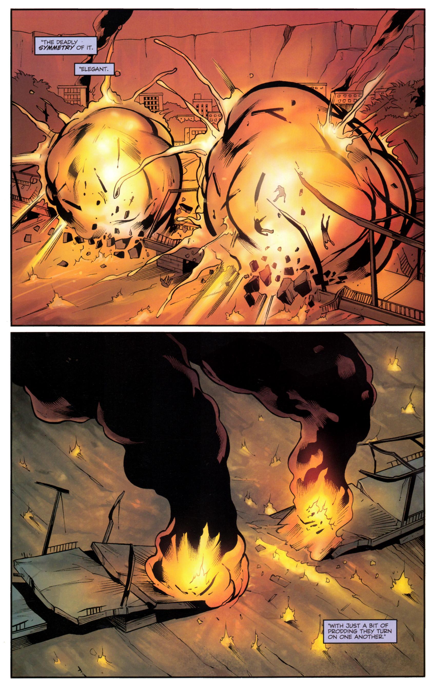 Read online G.I. Joe: Snake Eyes comic -  Issue #5 - 19