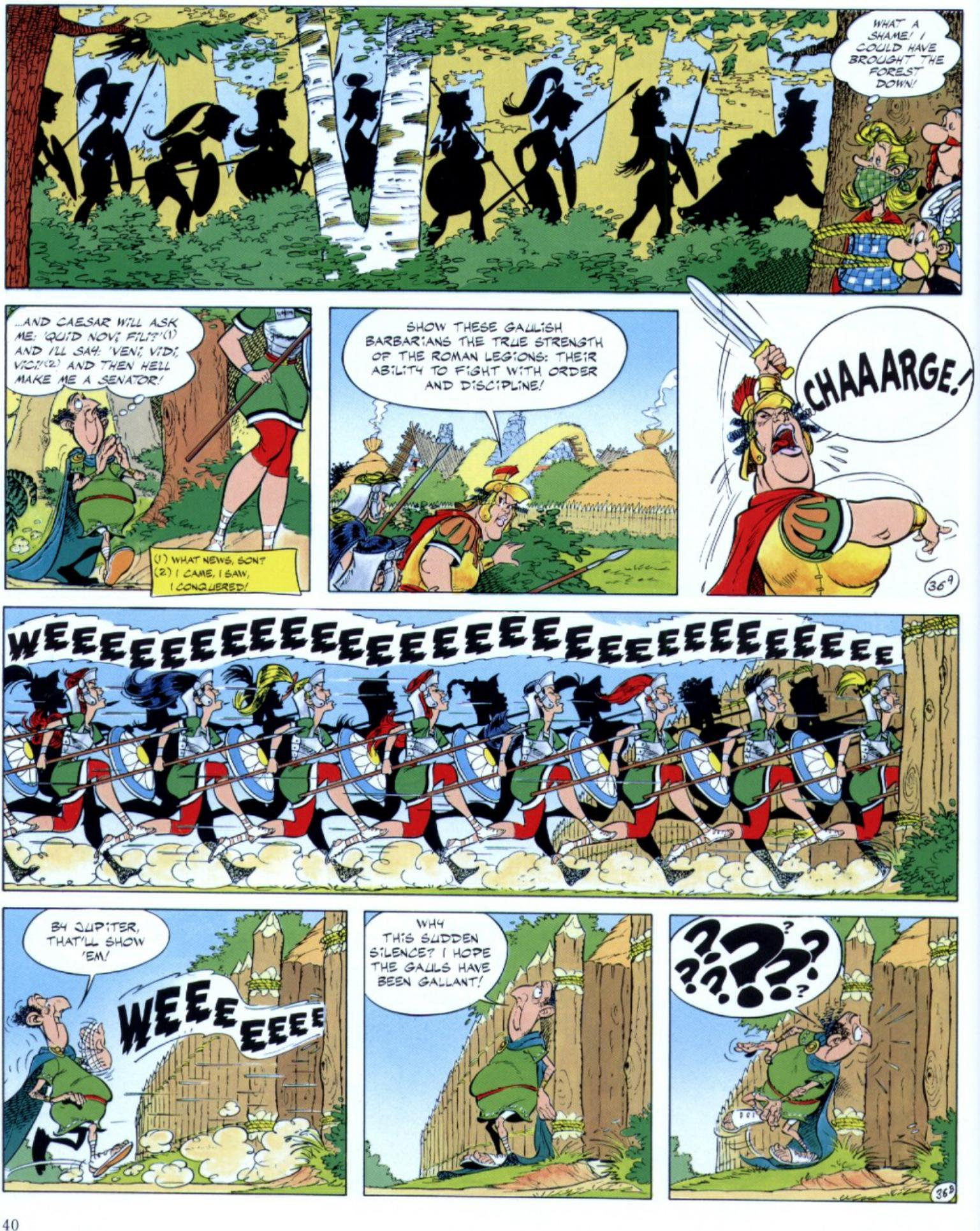 Read online Asterix comic -  Issue #29 - 38