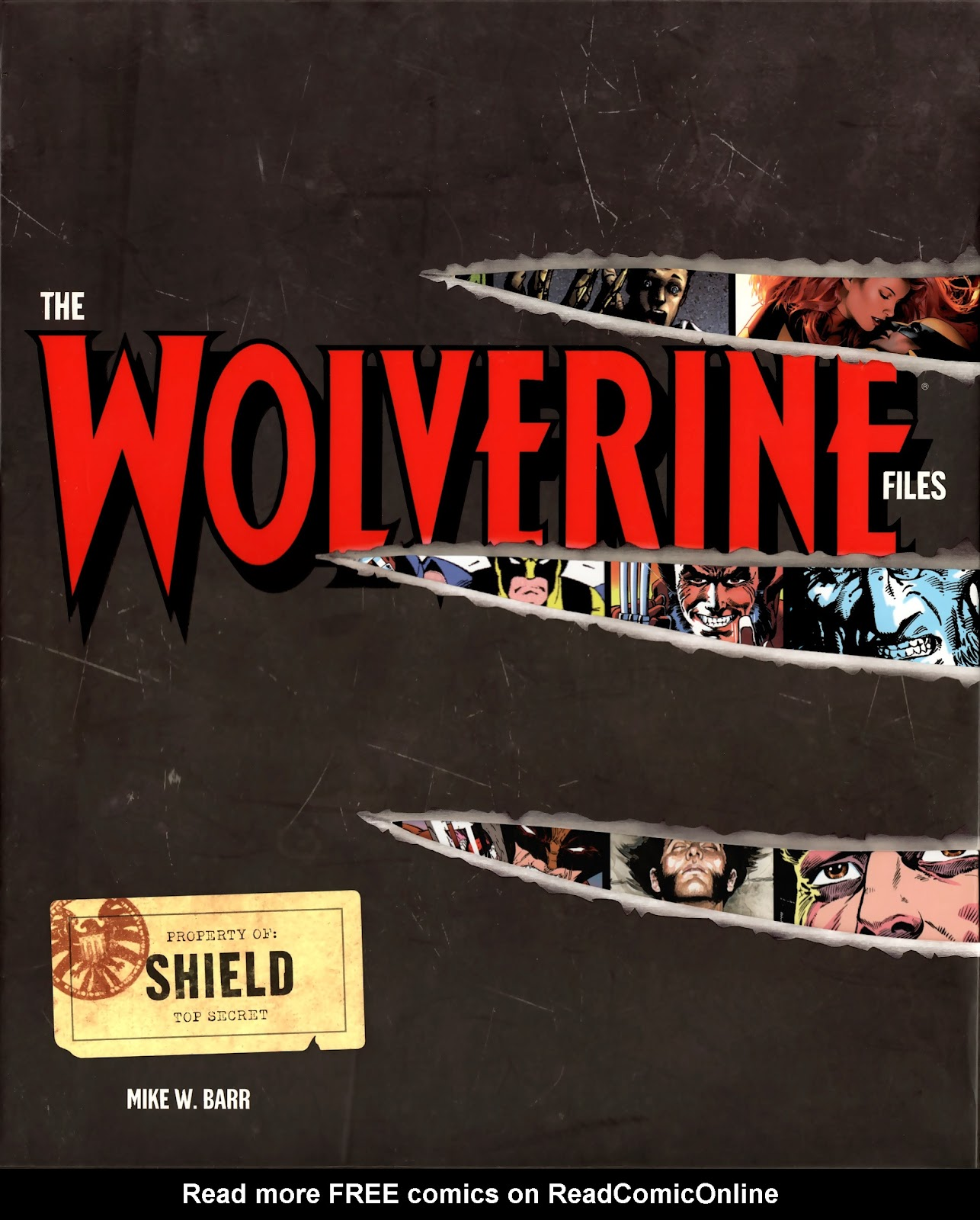 The Wolverine Files issue TPB - Page 1