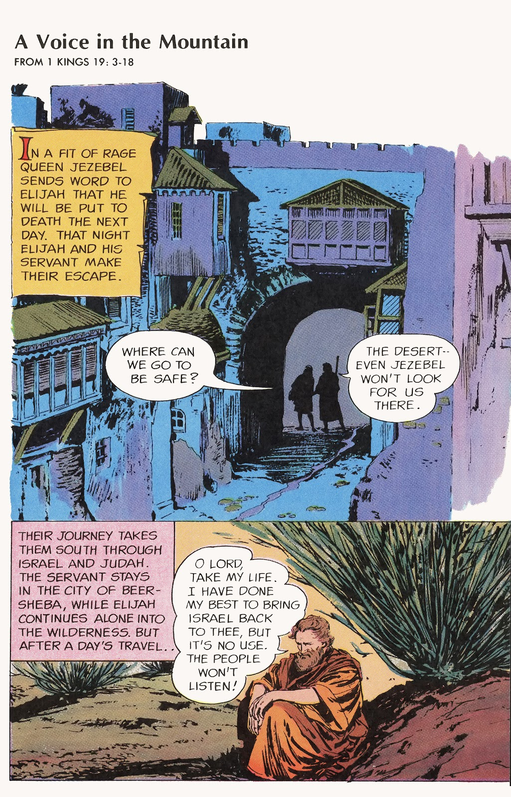The Picture Bible issue TPB (Part 4) - Page 74