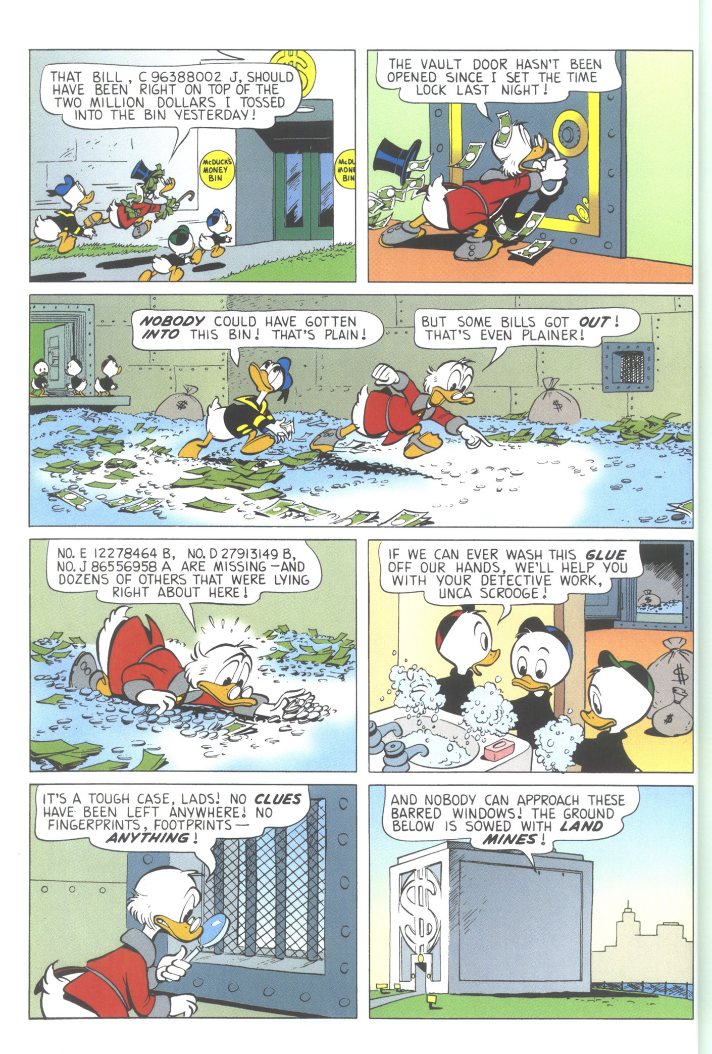 Read online Uncle Scrooge (1953) comic -  Issue #364 - 8