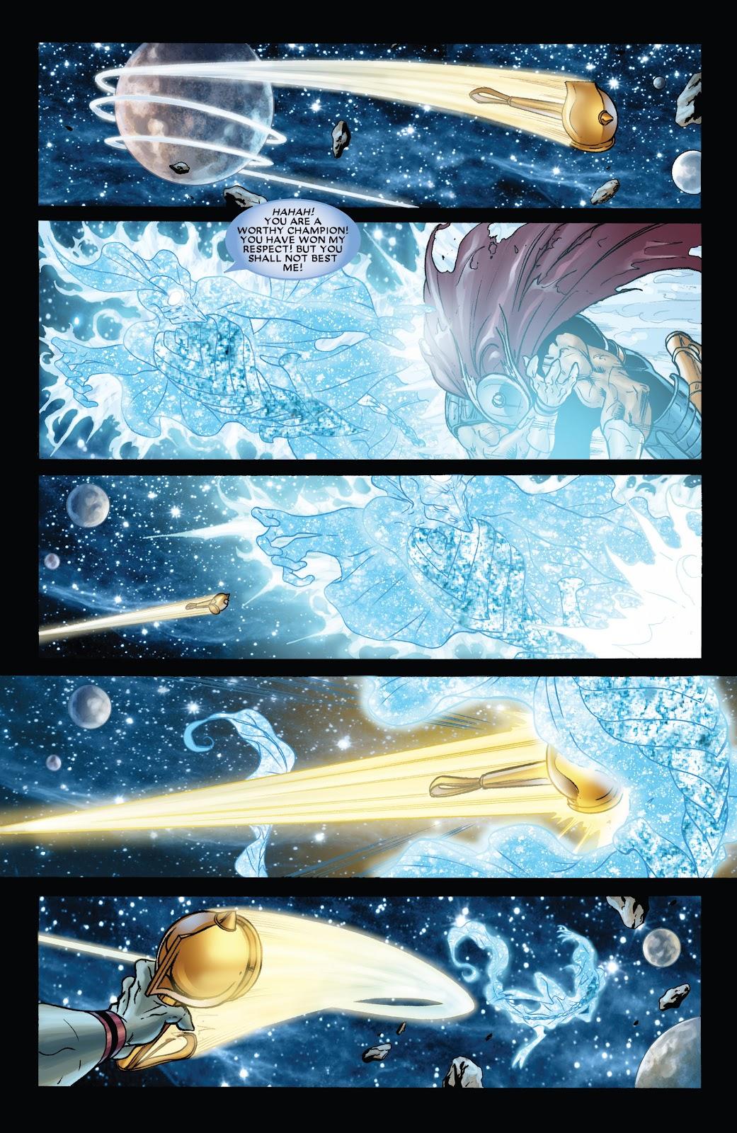 Read online Thor: Ragnaroks comic -  Issue # TPB (Part 4) - 22