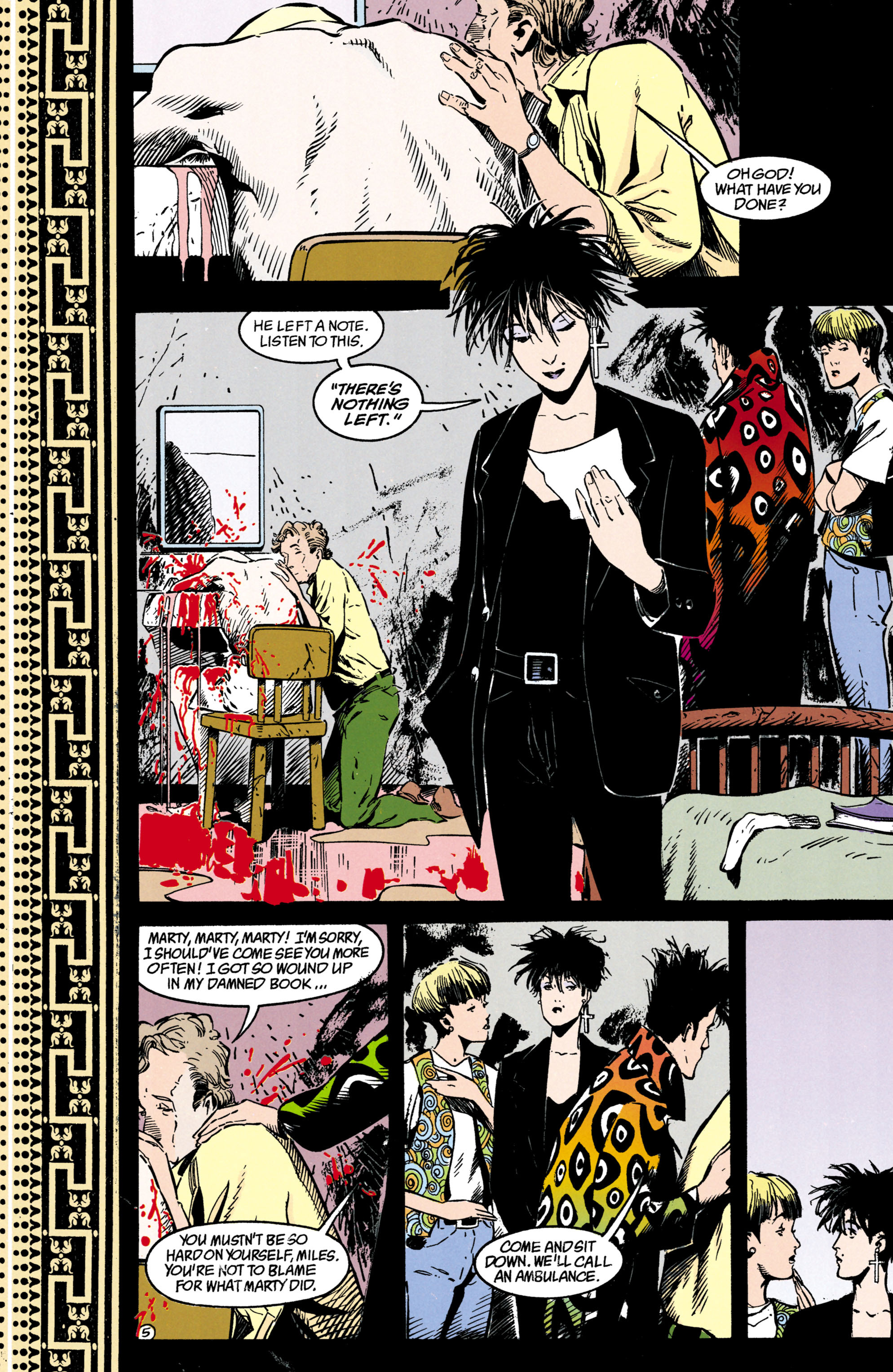 Read online Shade, the Changing Man comic -  Issue #38 - 6