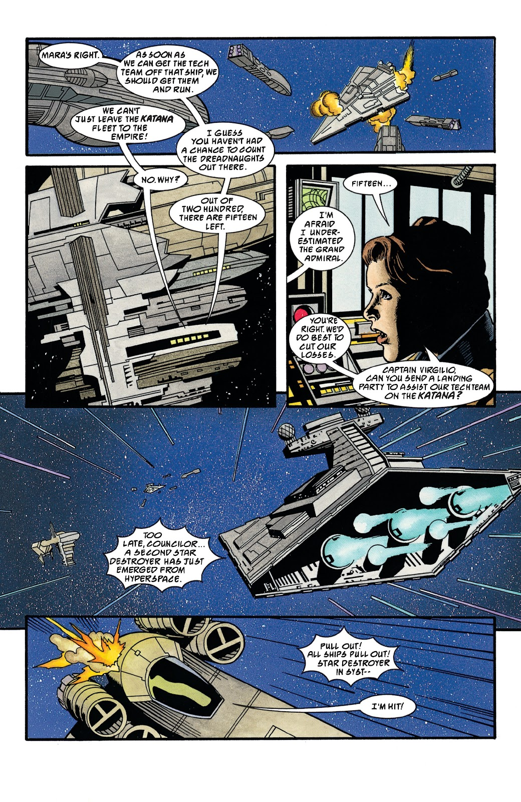 Read online Star Wars Legends: The New Republic - Epic Collection comic -  Issue # TPB 4 (Part 3) - 92