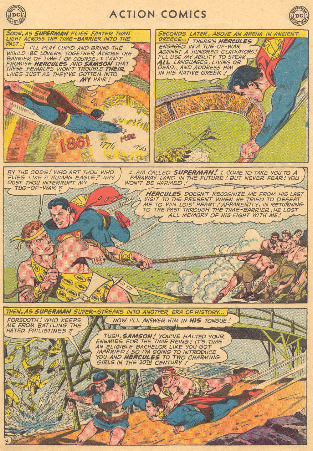 Read online Action Comics (1938) comic -  Issue #279 - 5