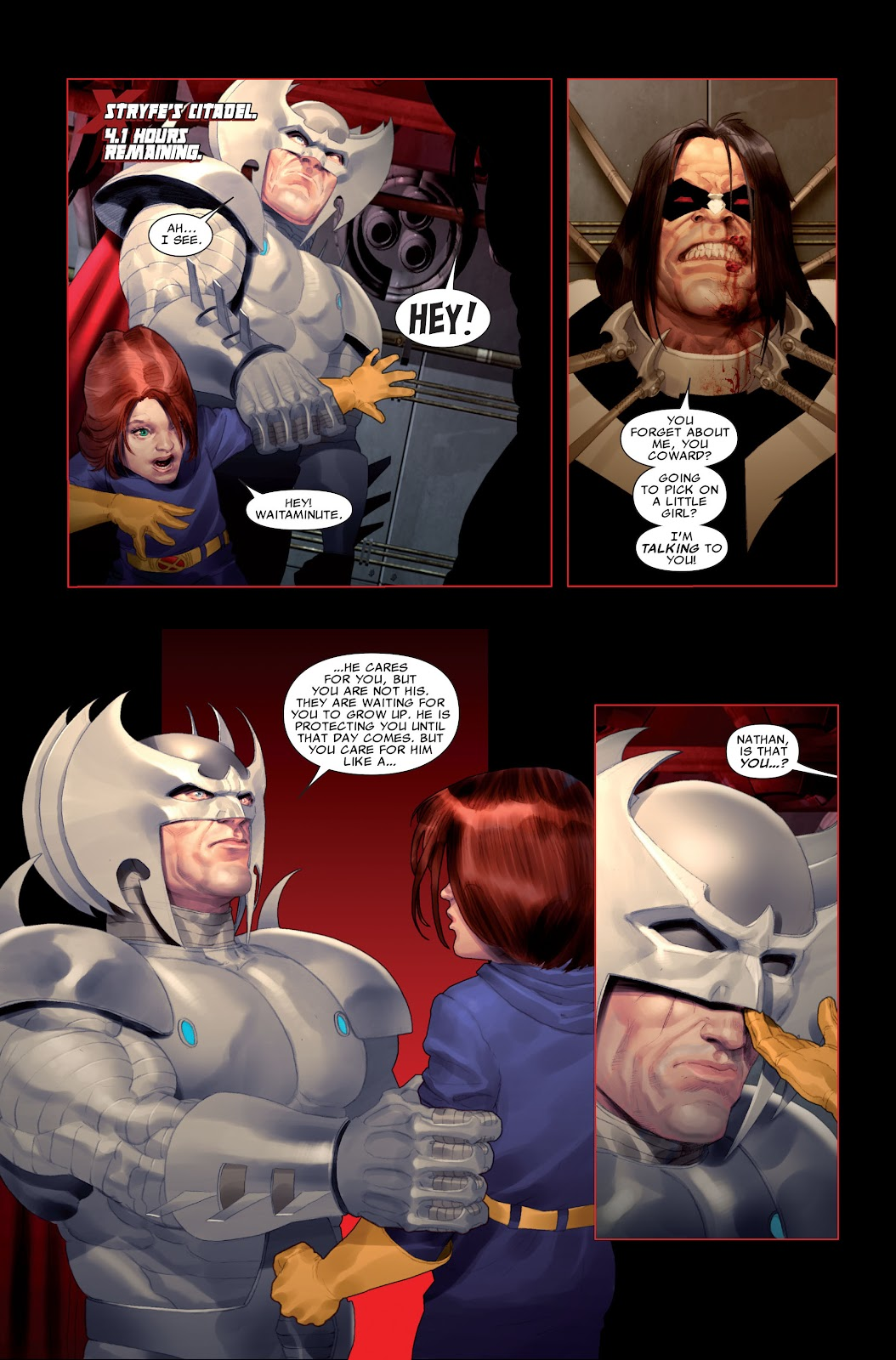 Read online X-Force/Cable: Messiah War comic -  Issue # _TPB (Part 2) - 63