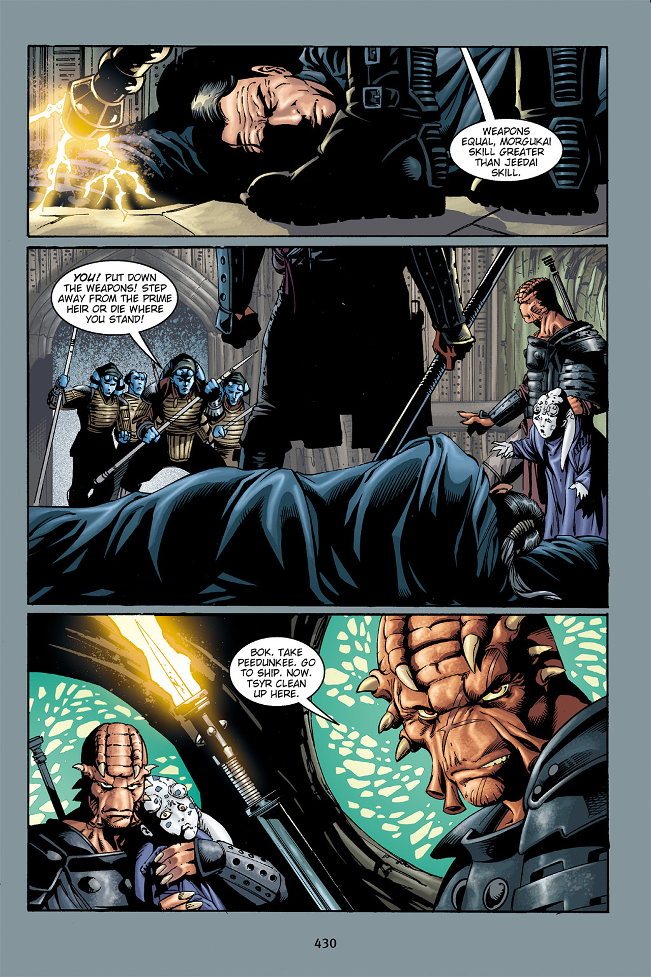 Read online Star Wars Omnibus comic -  Issue # Vol. 15.5 - 148
