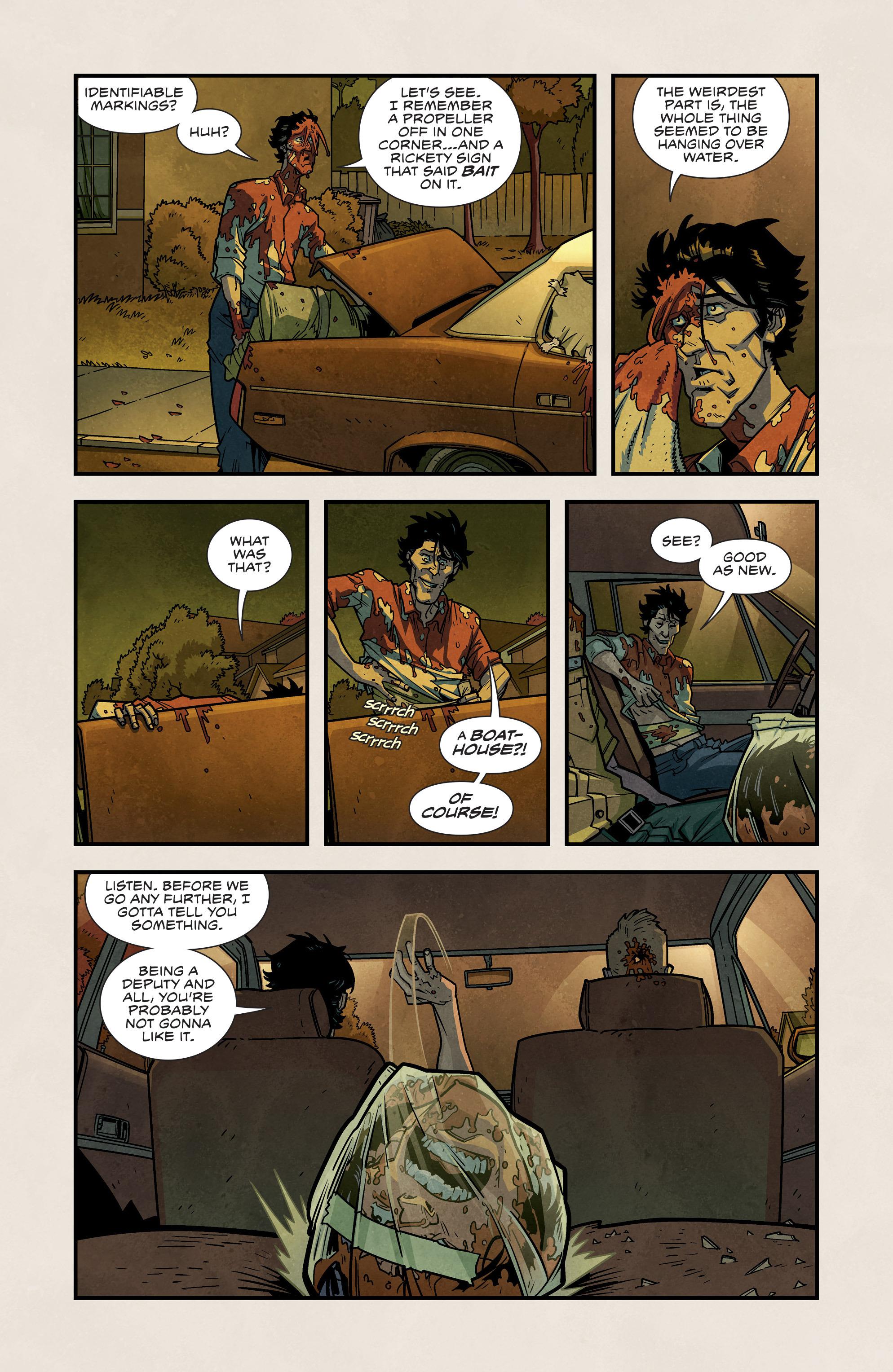 Read online Plastic comic -  Issue #2 - 11