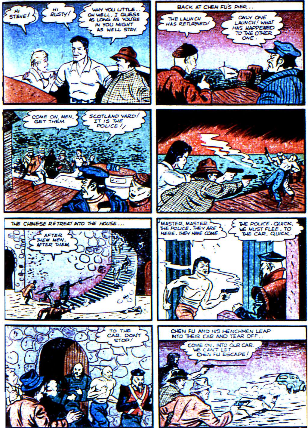 Read online Adventure Comics (1938) comic -  Issue #45 - 51