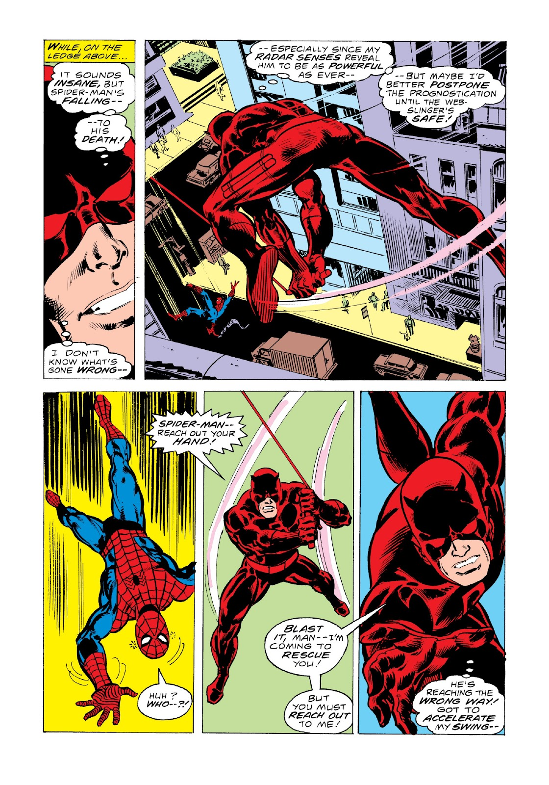 Read online Marvel Masterworks: The Spectacular Spider-Man comic -  Issue # TPB 2 (Part 3) - 4